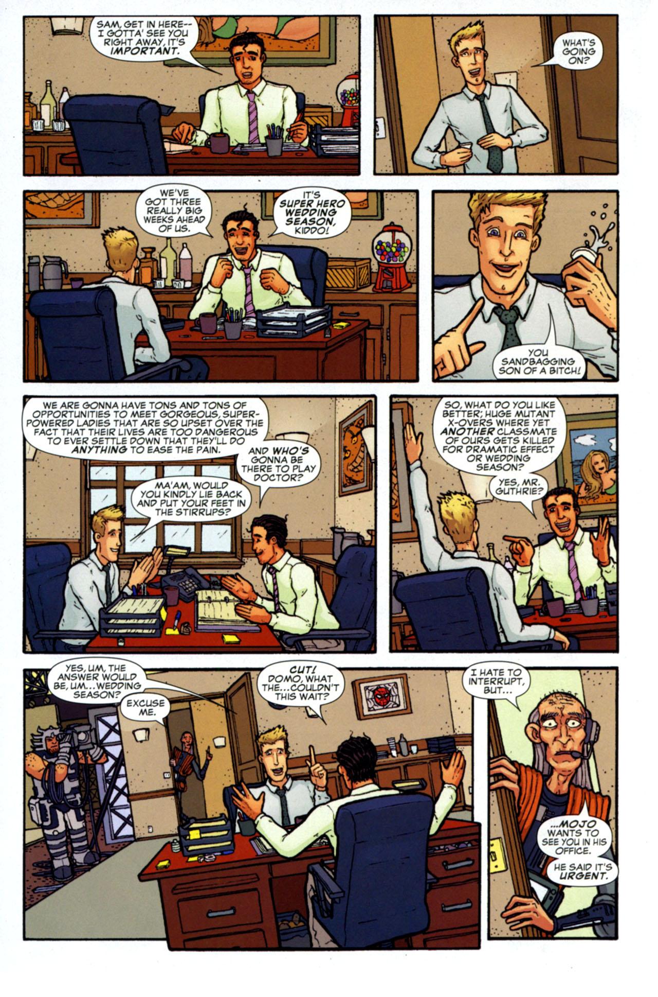 Read online Astonishing Tales (2009) comic -  Issue #4 - 27