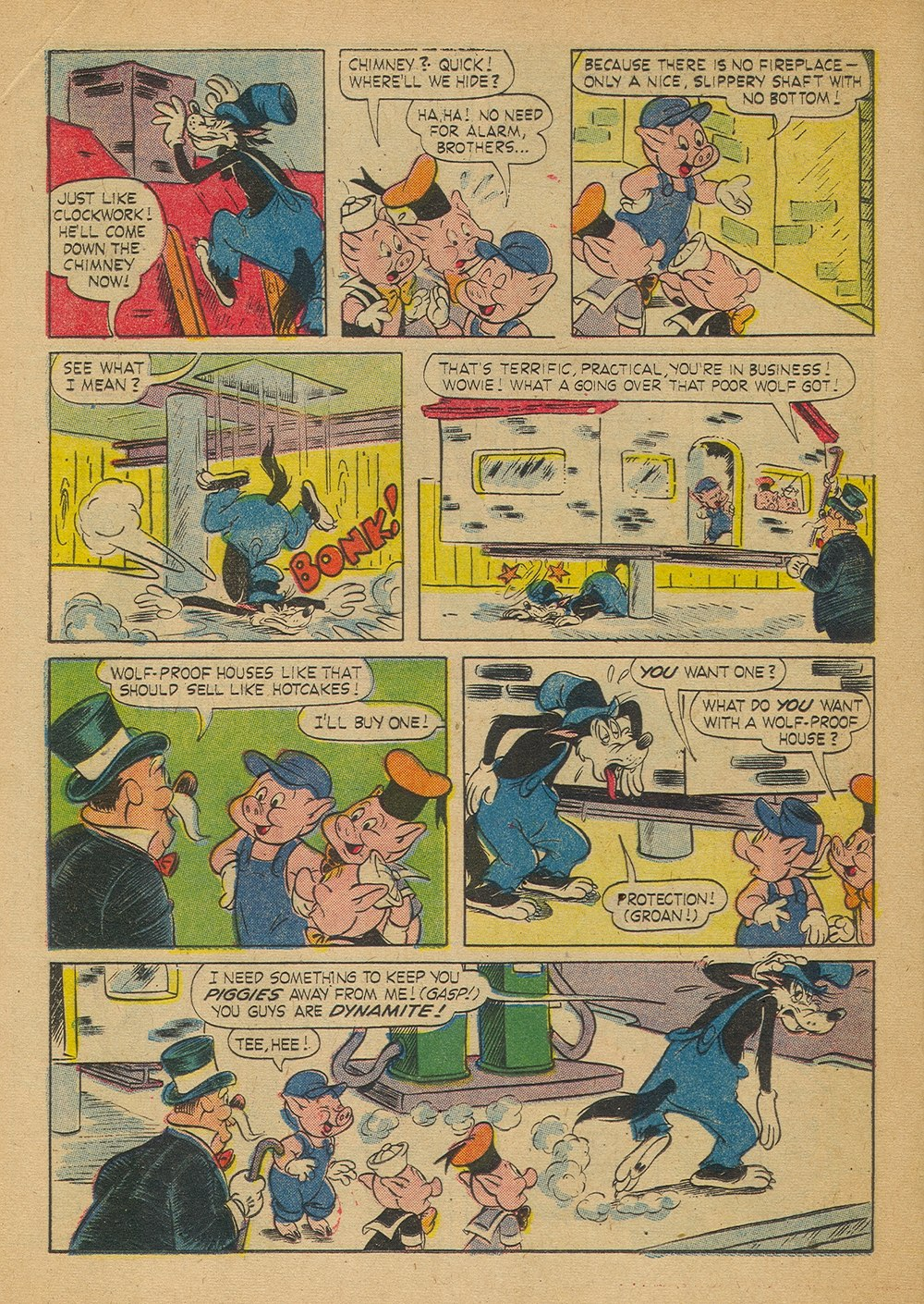 Walt Disneys Chip N Dale issue 21 - Page 20