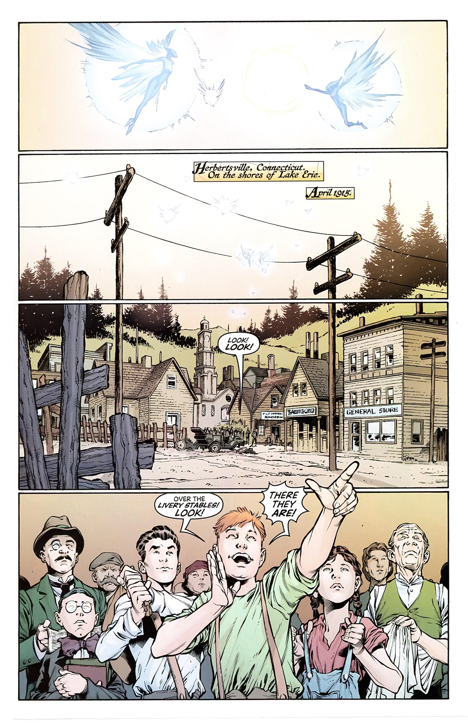 Read online Arrowsmith comic -  Issue #1 - 6