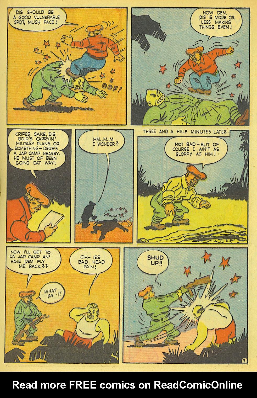 Daredevil (1941) issue 21 - Page 31