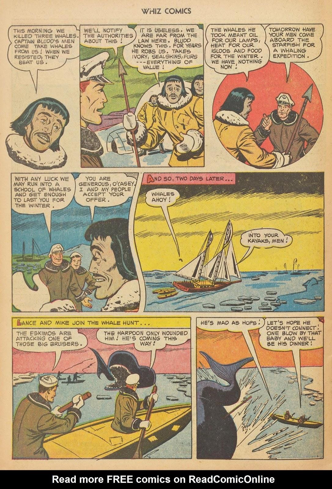 Read online WHIZ Comics comic -  Issue #153 - 30