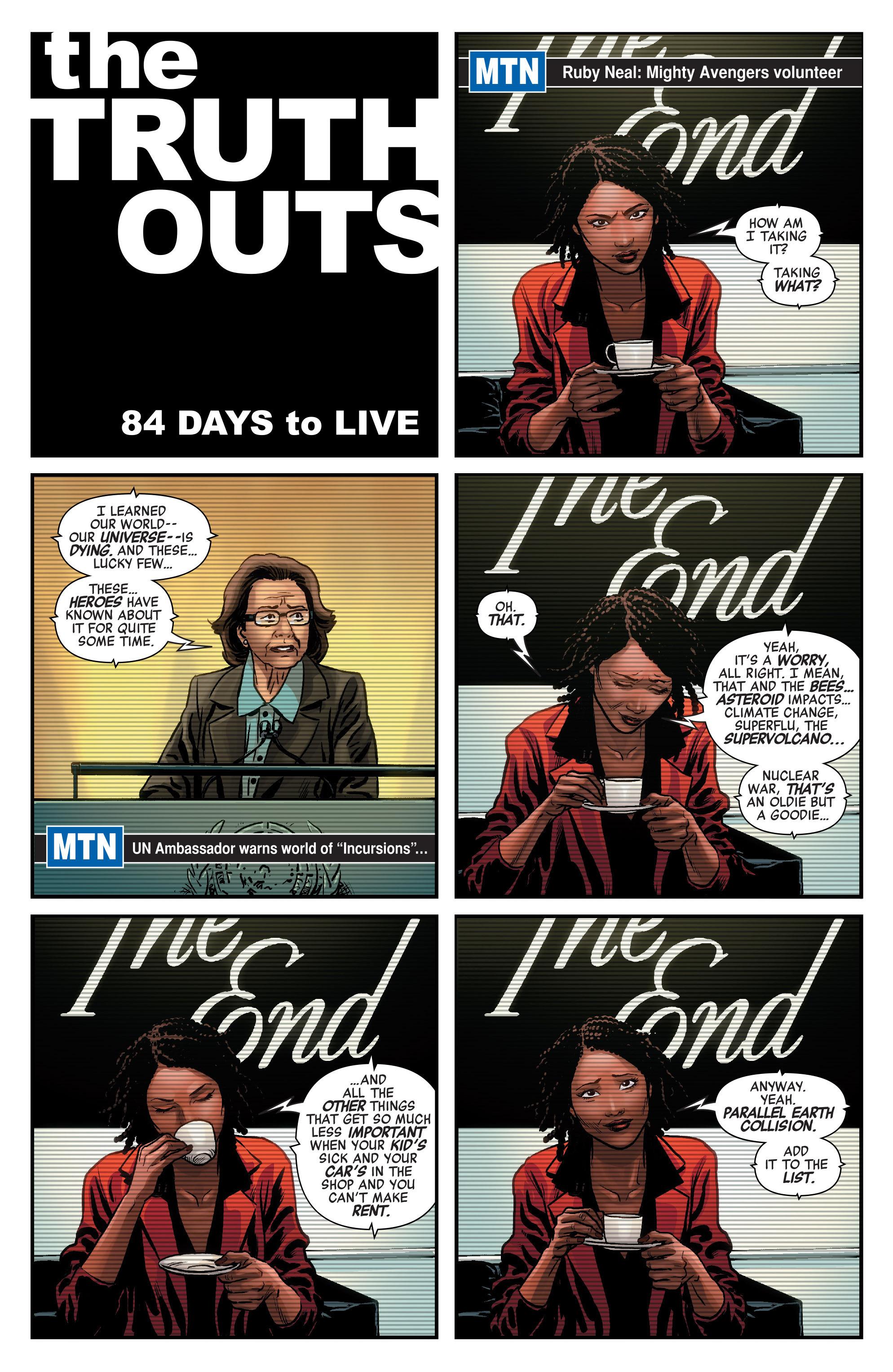 Read online Secret Wars: Last Days of the Marvel Universe comic -  Issue # TPB (Part 1) - 13