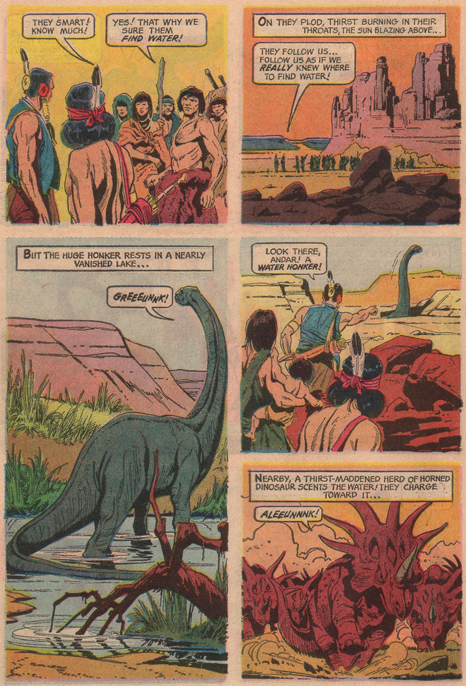 Read online Turok, Son of Stone comic -  Issue #53 - 10