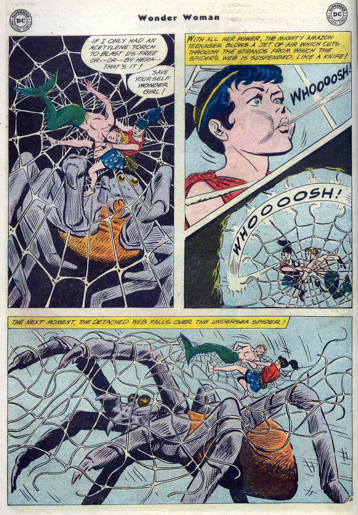 Read online Wonder Woman (1942) comic -  Issue #116 - 14