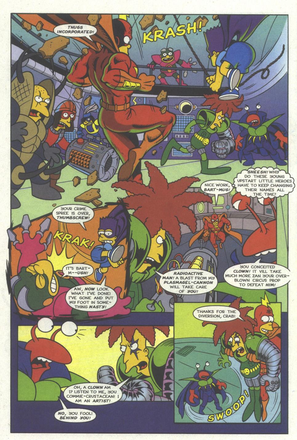 Read online Simpsons Comics comic -  Issue #19 - 3