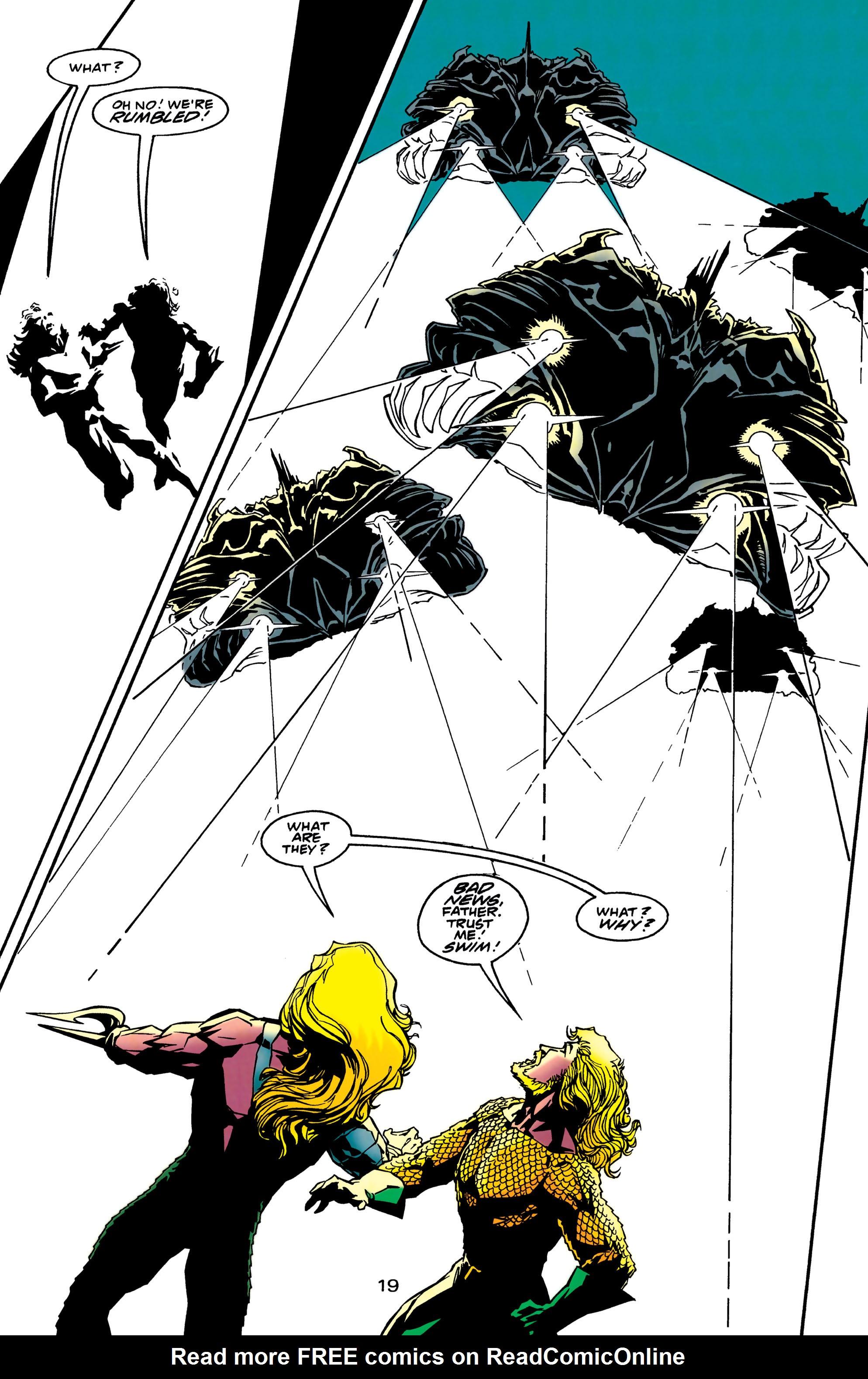 Read online Aquaman (1994) comic -  Issue #47 - 20