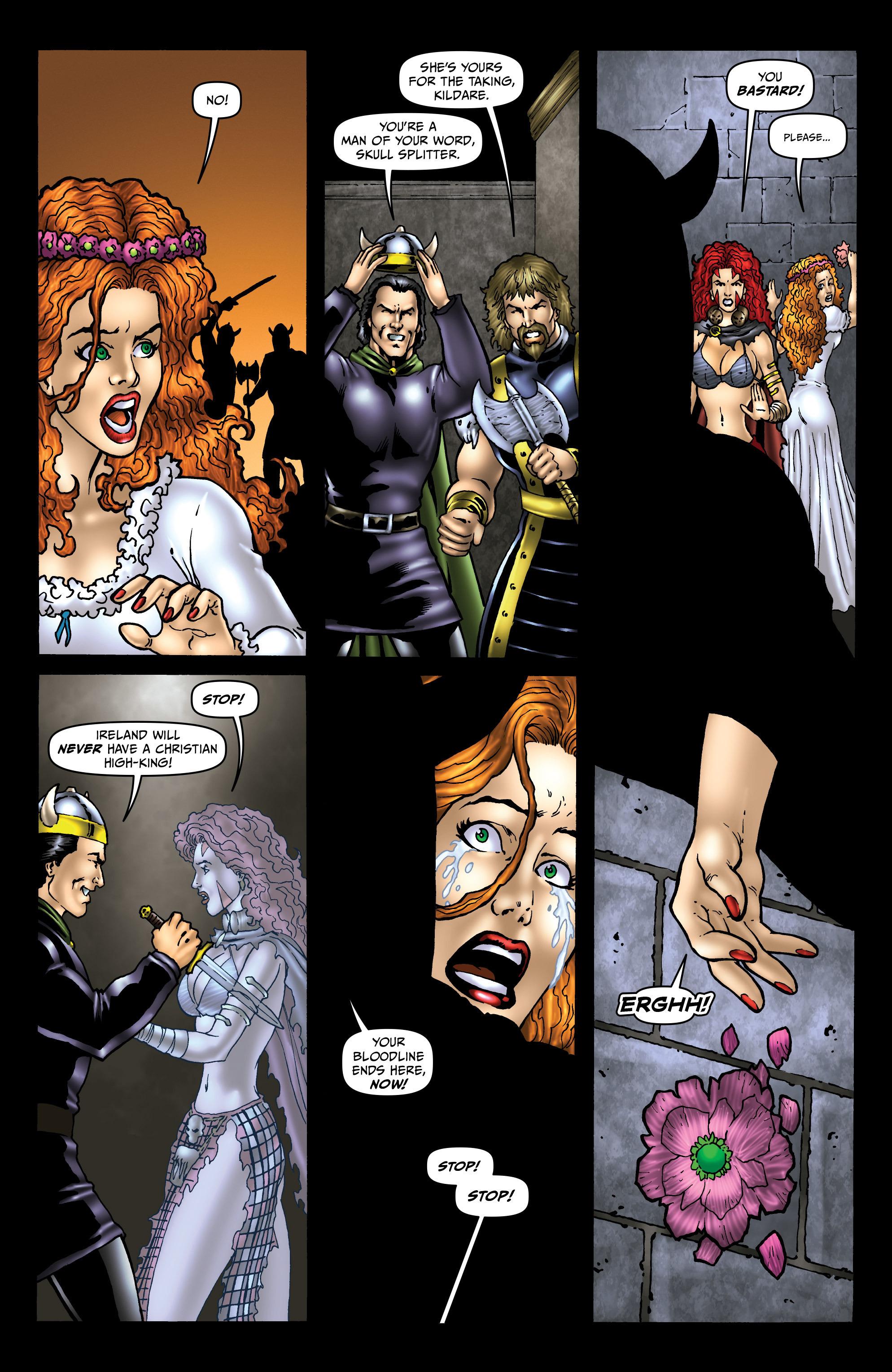 Read online Belladonna: Origins comic -  Issue #5 - 19