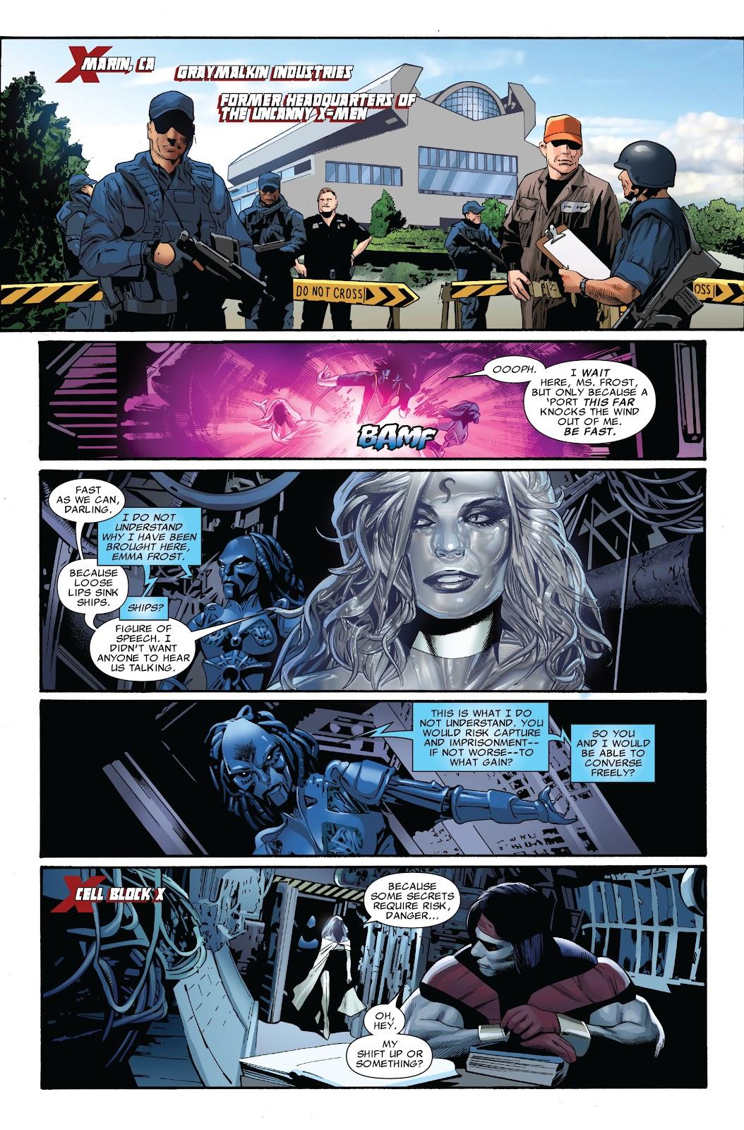 Uncanny X-Men (1963) issue 515 - Page 16