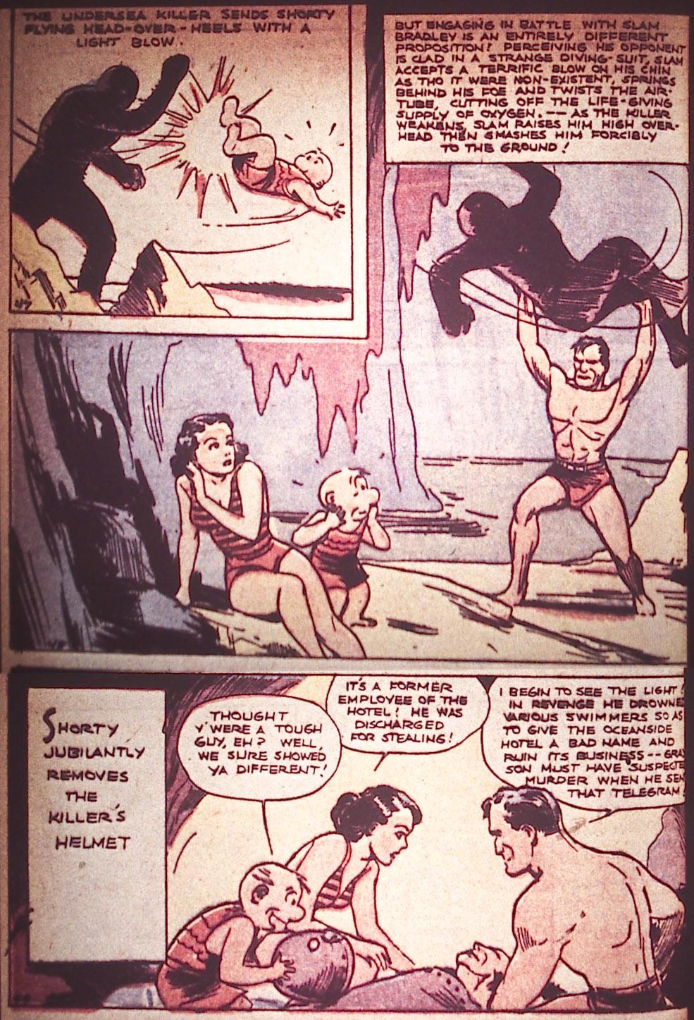Read online Detective Comics (1937) comic -  Issue #7 - 14