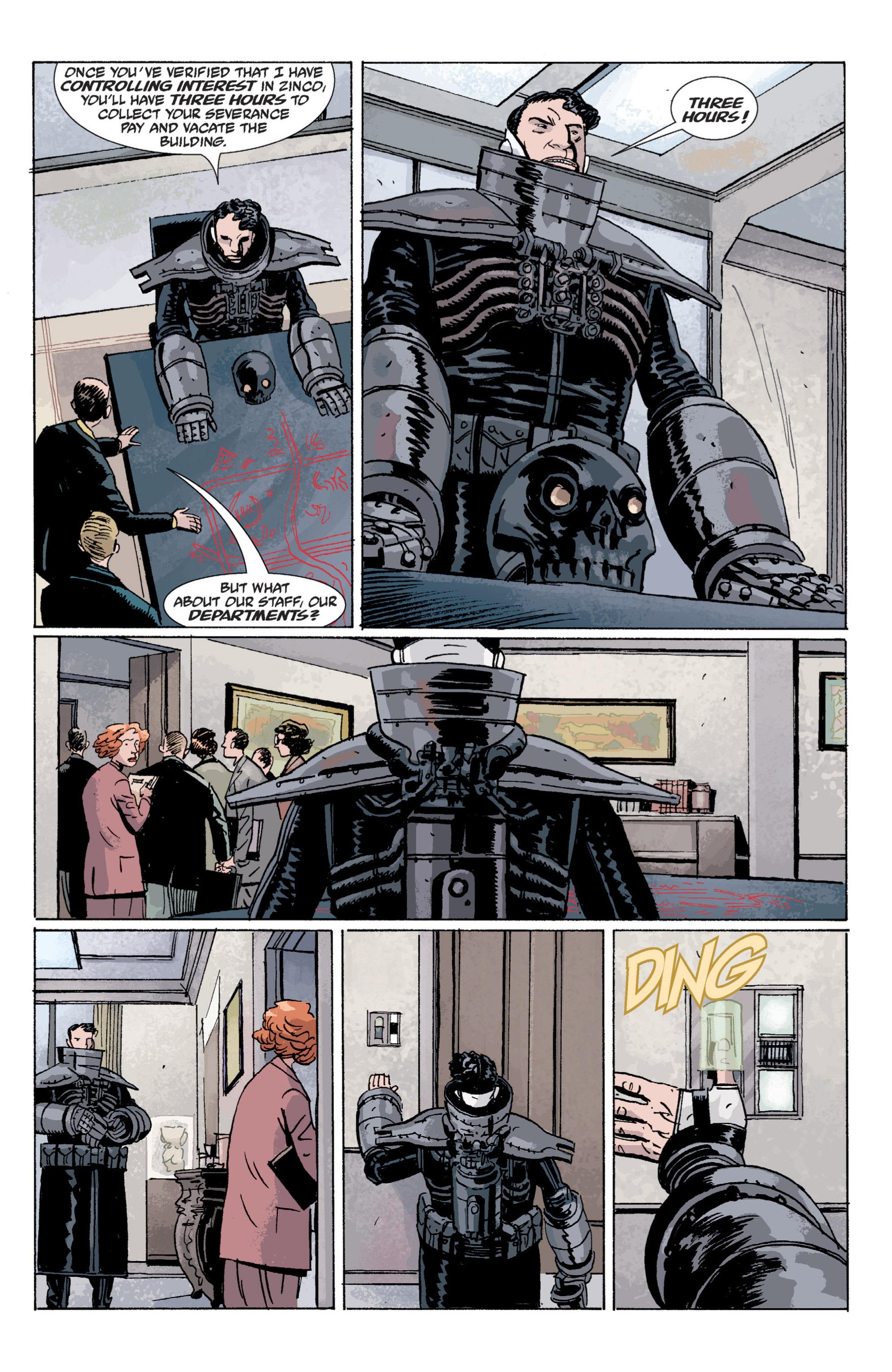 Read online B.P.R.D. (2003) comic -  Issue # TPB 5 - 66