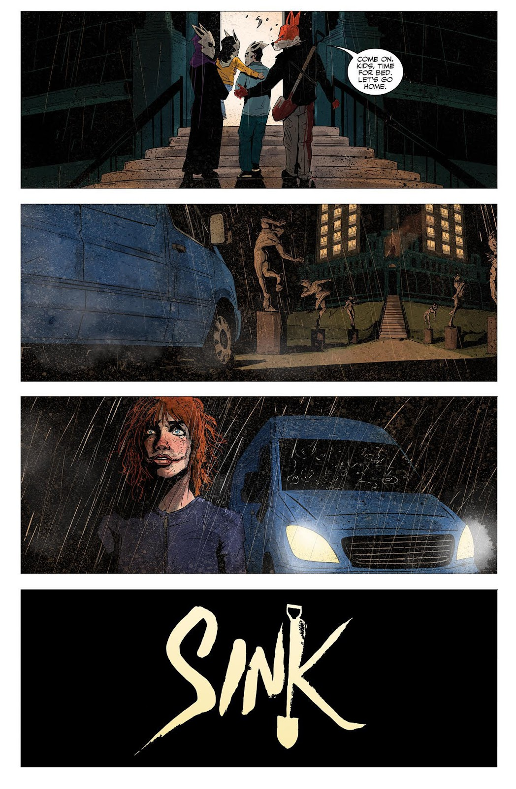 Sink issue 9 - Page 3