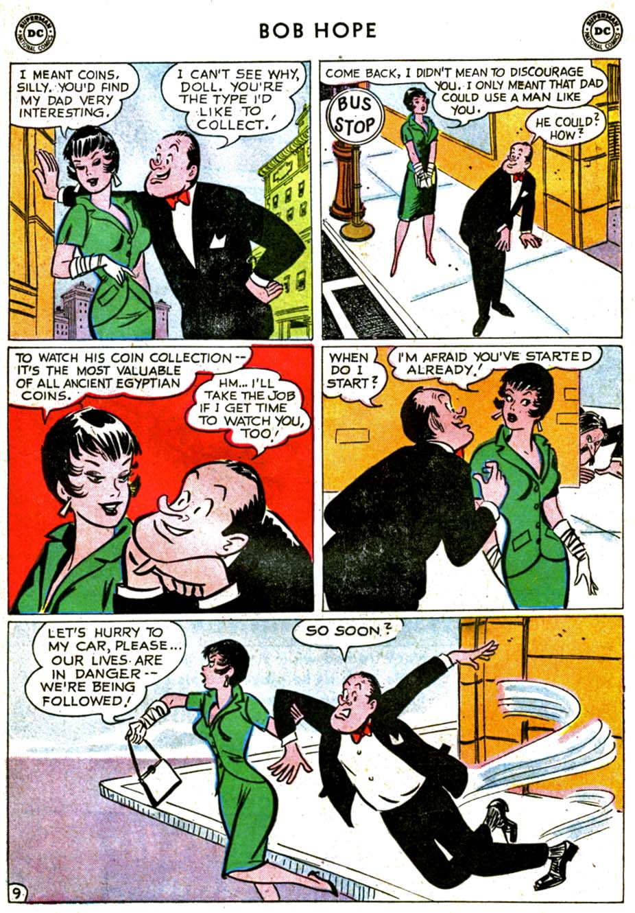 The Adventures of Bob Hope issue 71 - Page 11