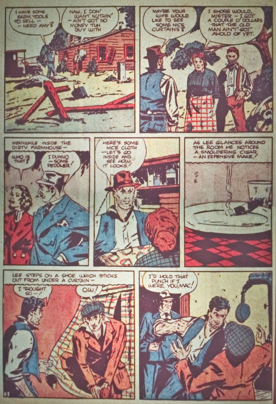 Detective Comics (1937) 29 Page 29
