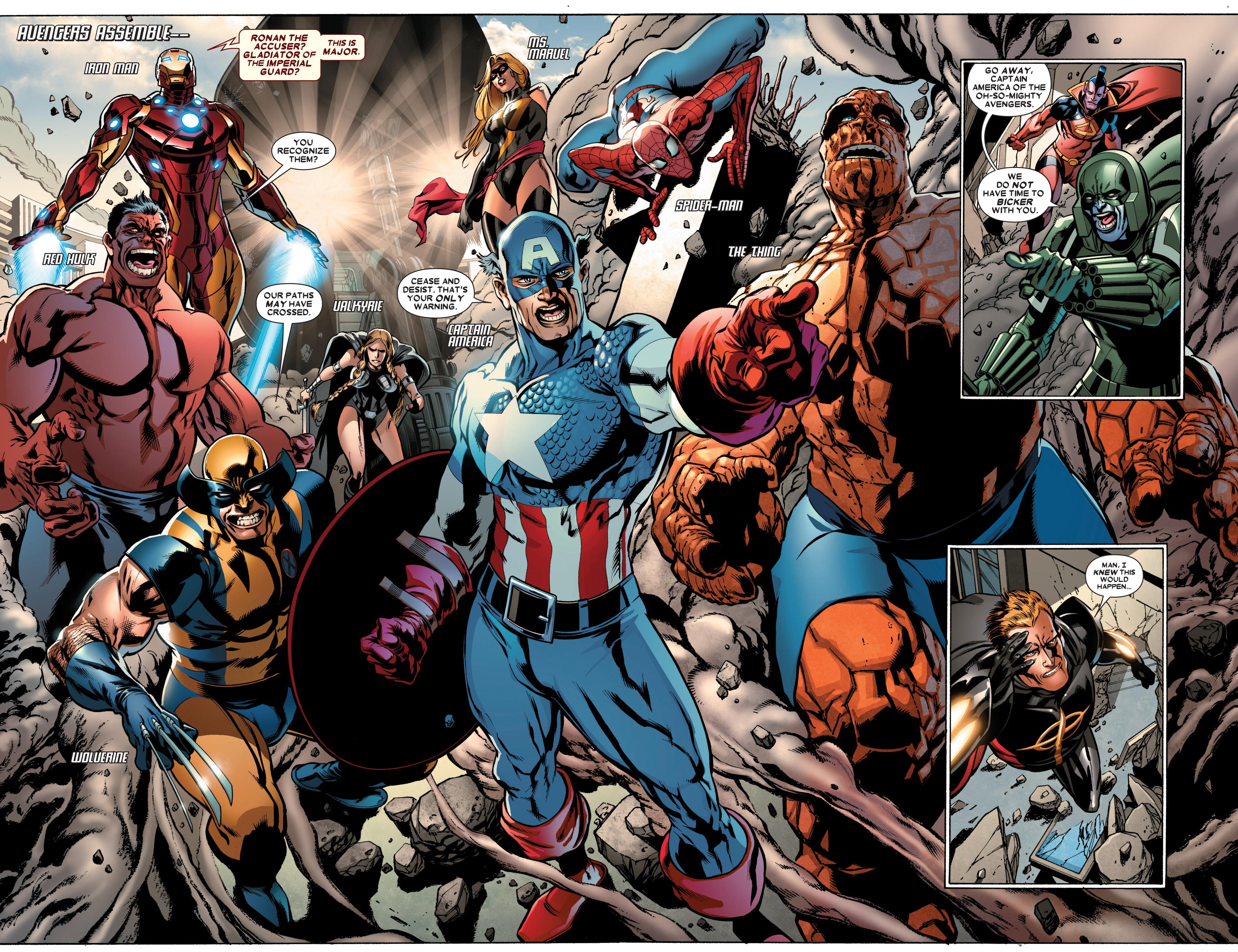 Read online Annihilators: Earthfall comic -  Issue #2 - 4