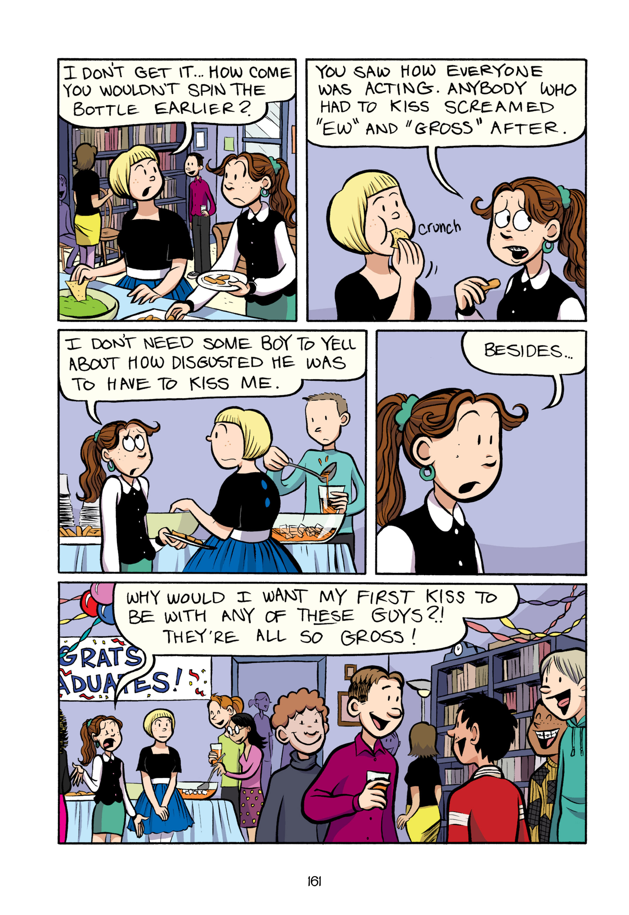Read online Smile comic -  Issue # TPB - 167