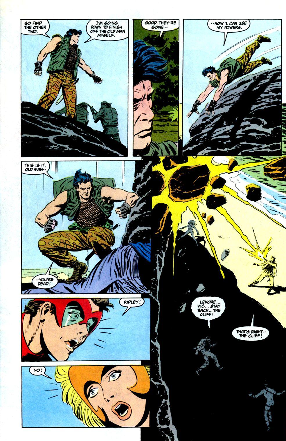 Read online Powerline comic -  Issue #8 - 25