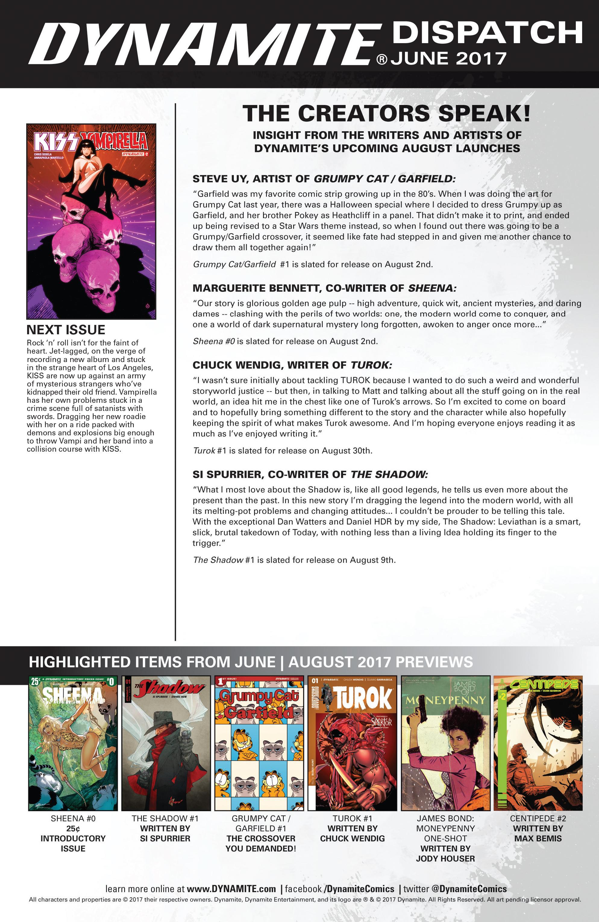 Read online Kiss/Vampirella comic -  Issue #1 - 29