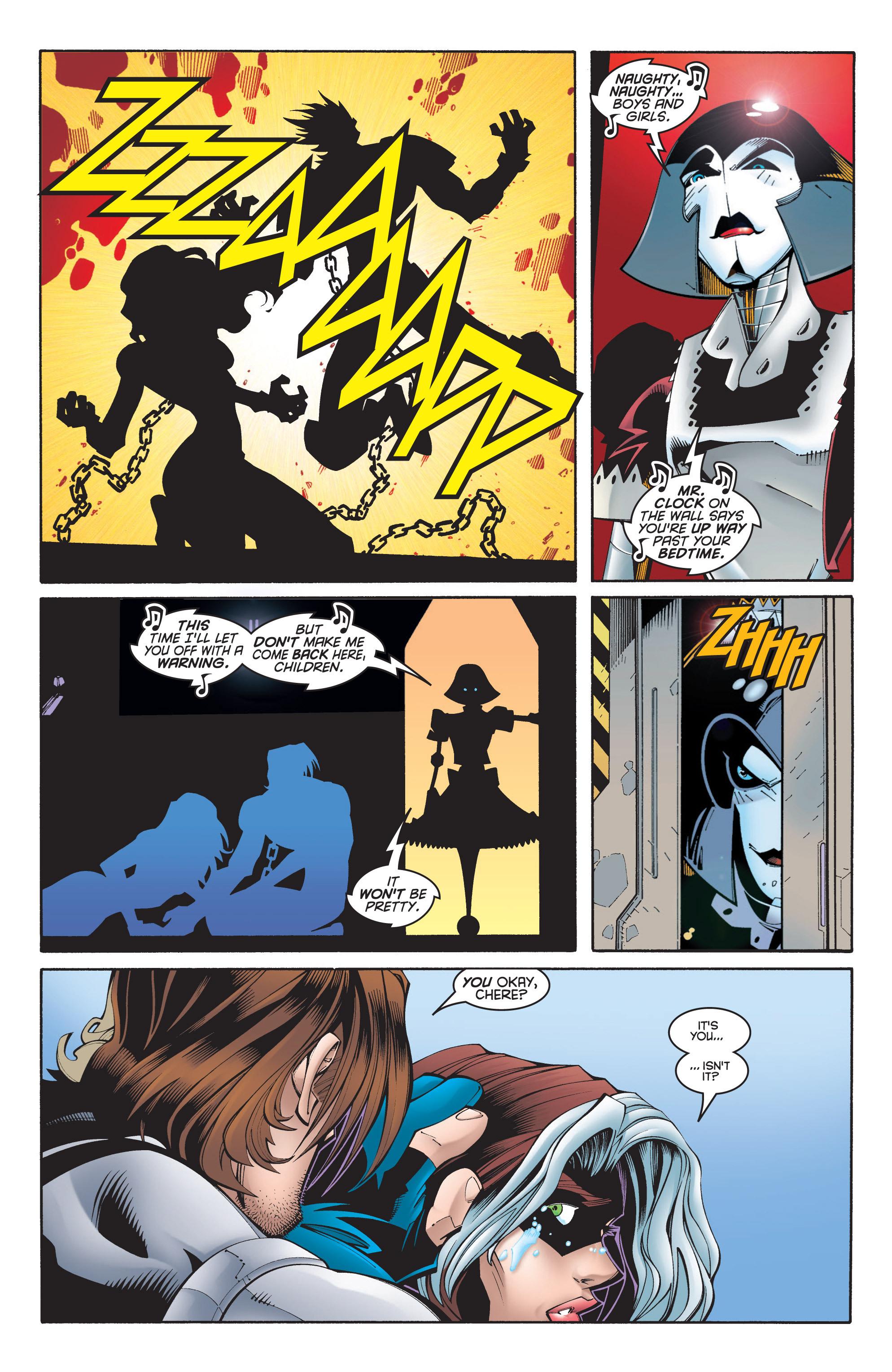 Read online Uncanny X-Men (1963) comic -  Issue #348 - 20