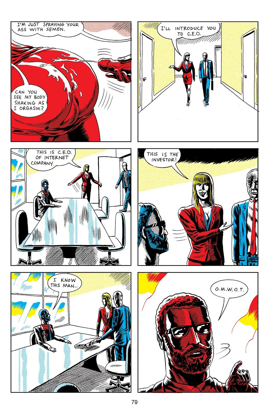 Read online Terror Assaulter: O.M.W.O.T (One Man War On Terror) comic -  Issue # TPB - 79