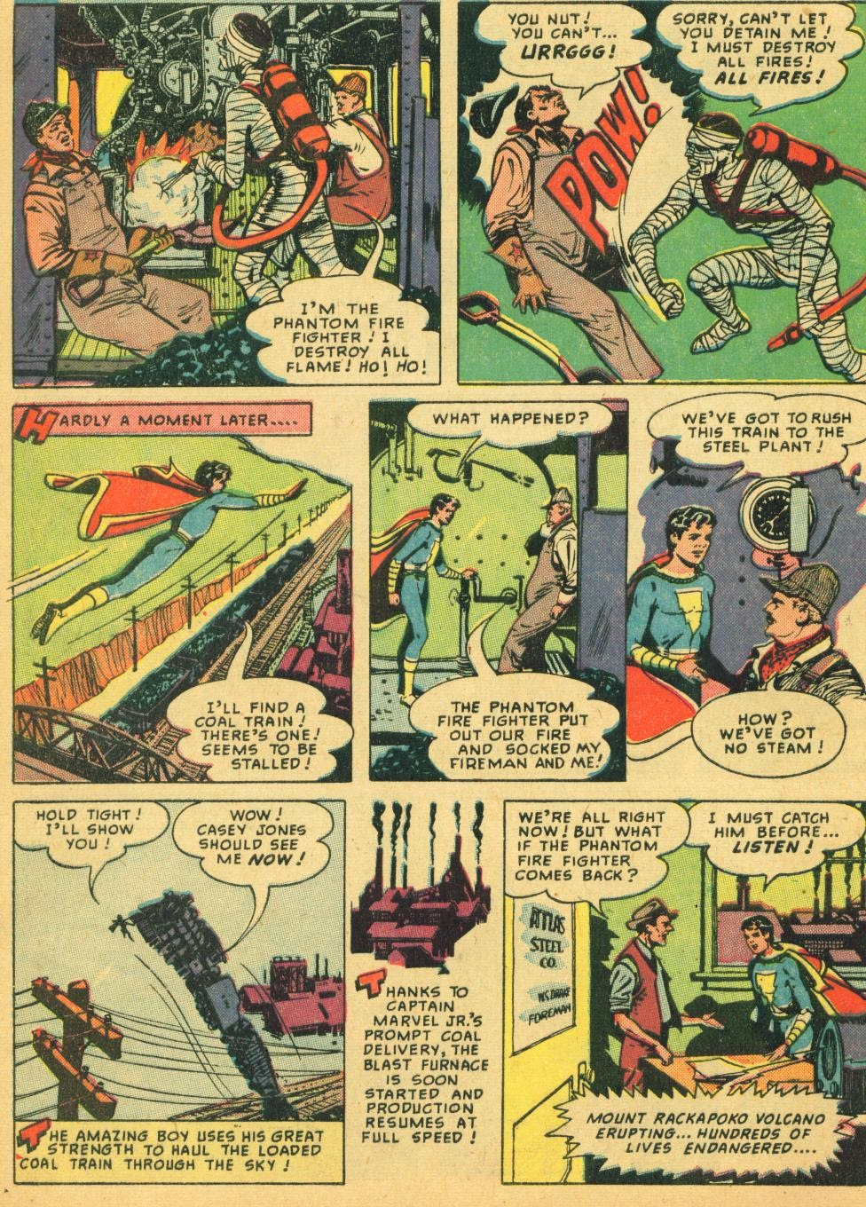 Captain Marvel, Jr. issue 82 - Page 8