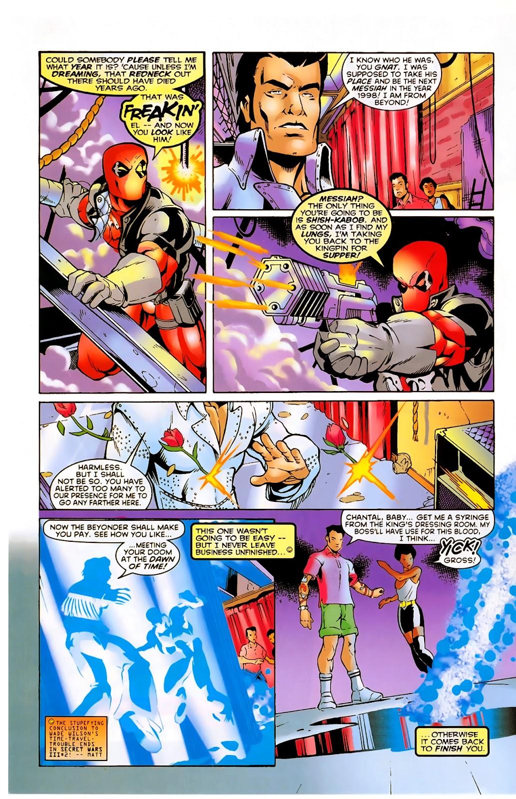 Read online Deadpool (2008) comic -  Issue #900 - 73