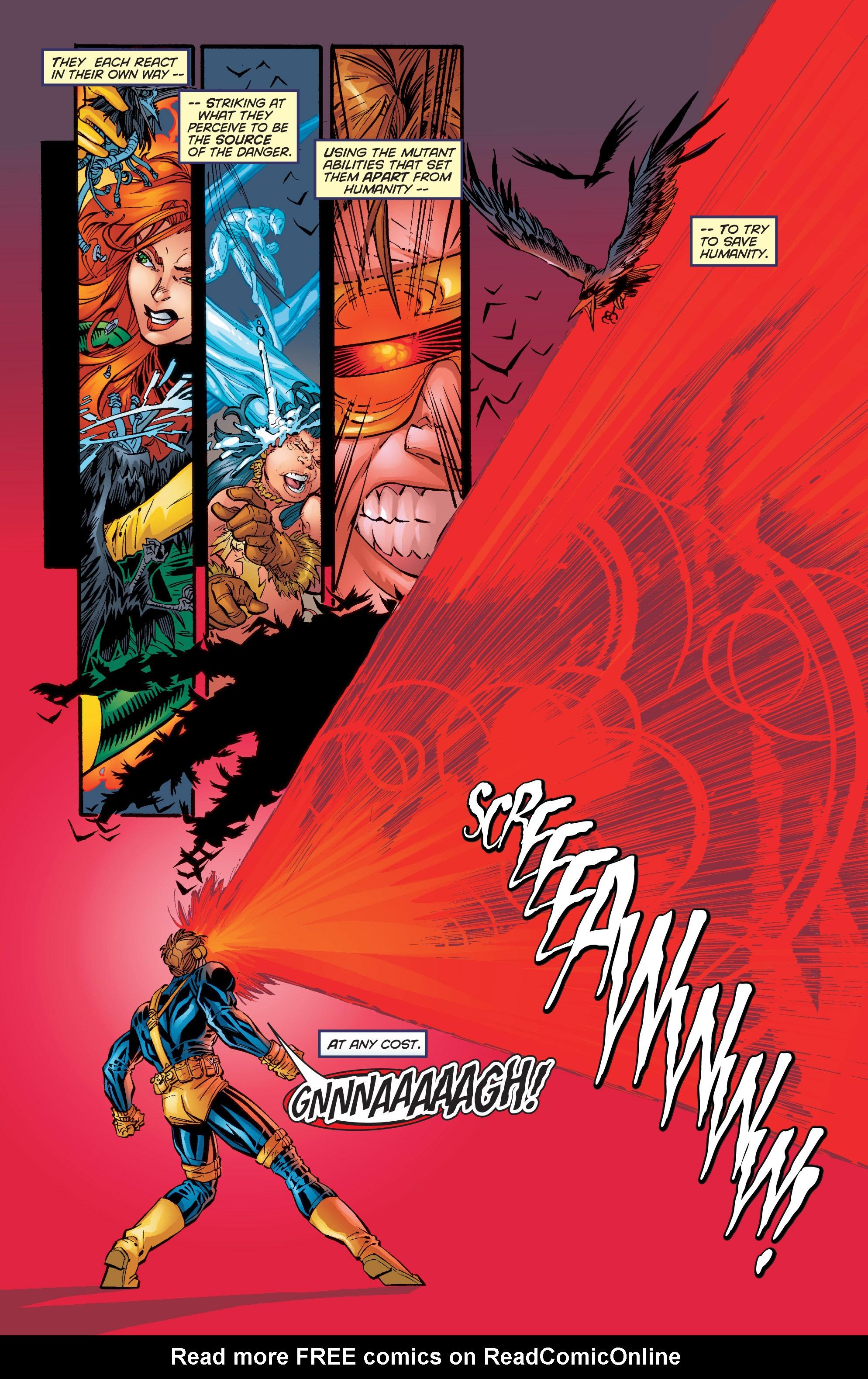 Read online Uncanny X-Men (1963) comic -  Issue #357 - 21