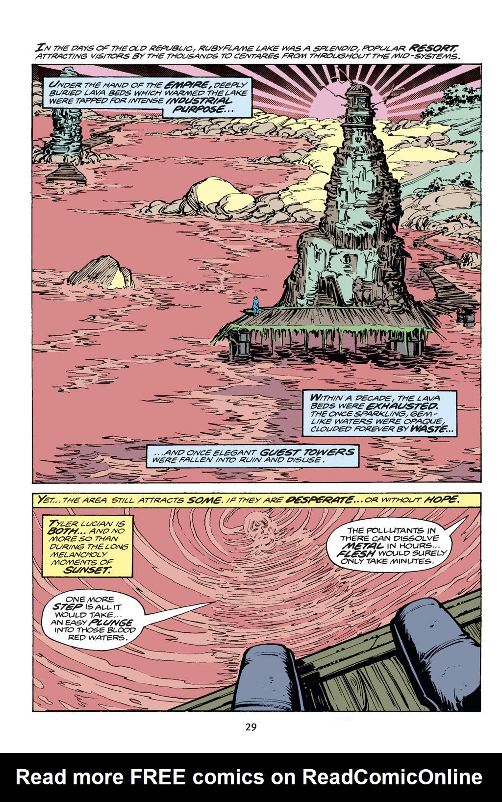 Read online Star Wars Omnibus comic -  Issue # Vol. 14 - 30