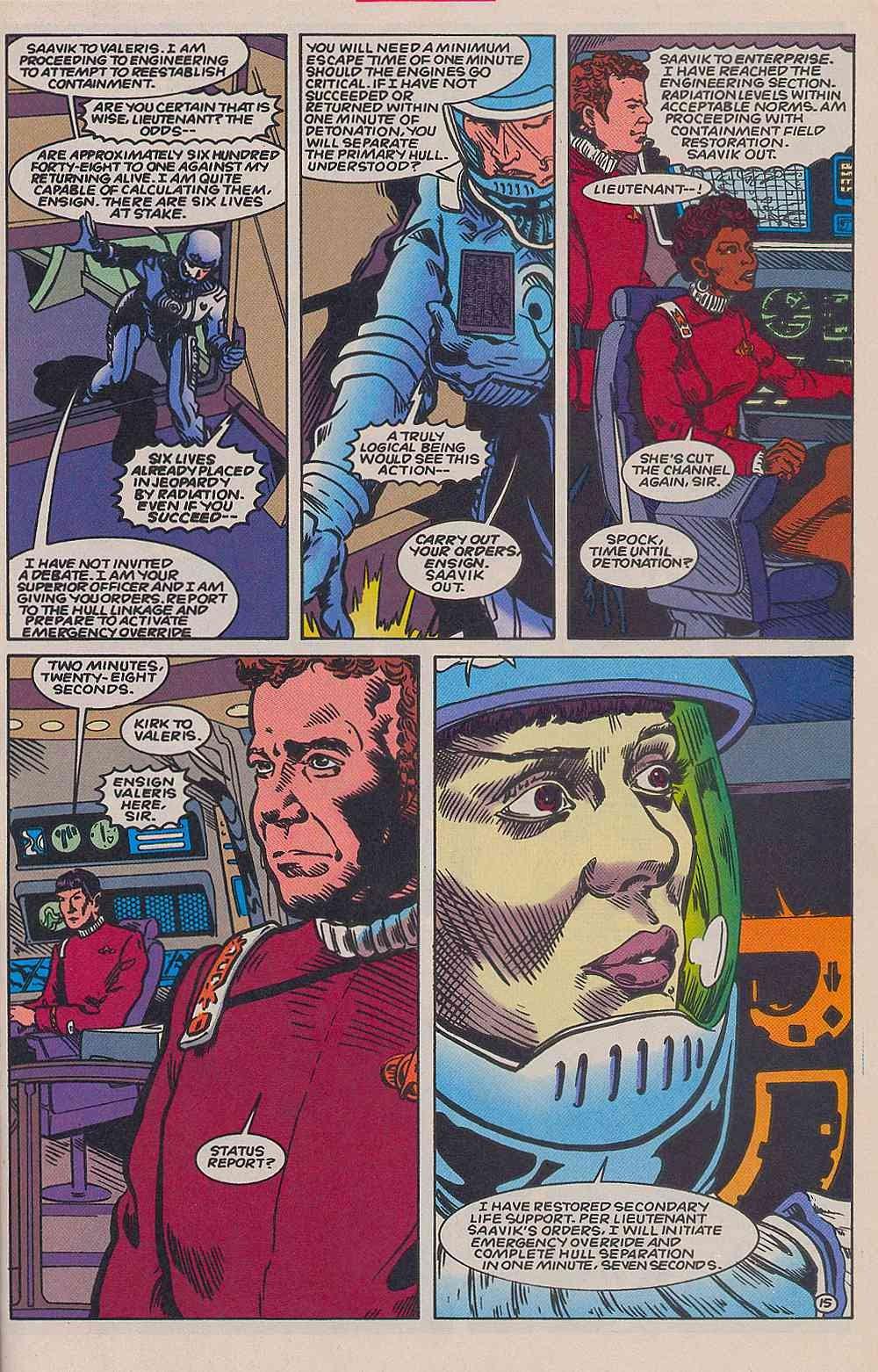 Read online Star Trek (1989) comic -  Issue # _Special 2 - 47