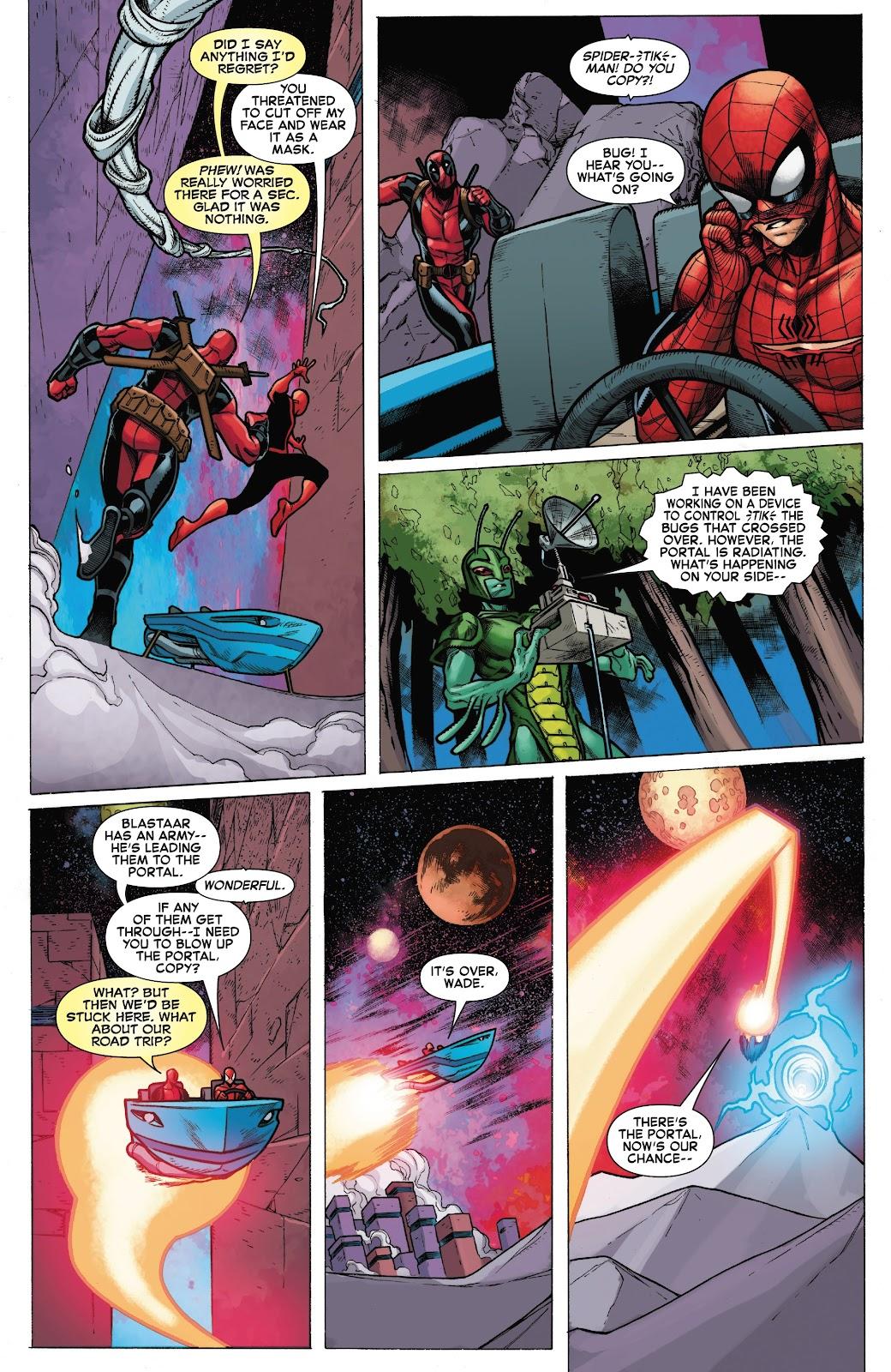 Read online Spider-Man/Deadpool comic -  Issue #45 - 13