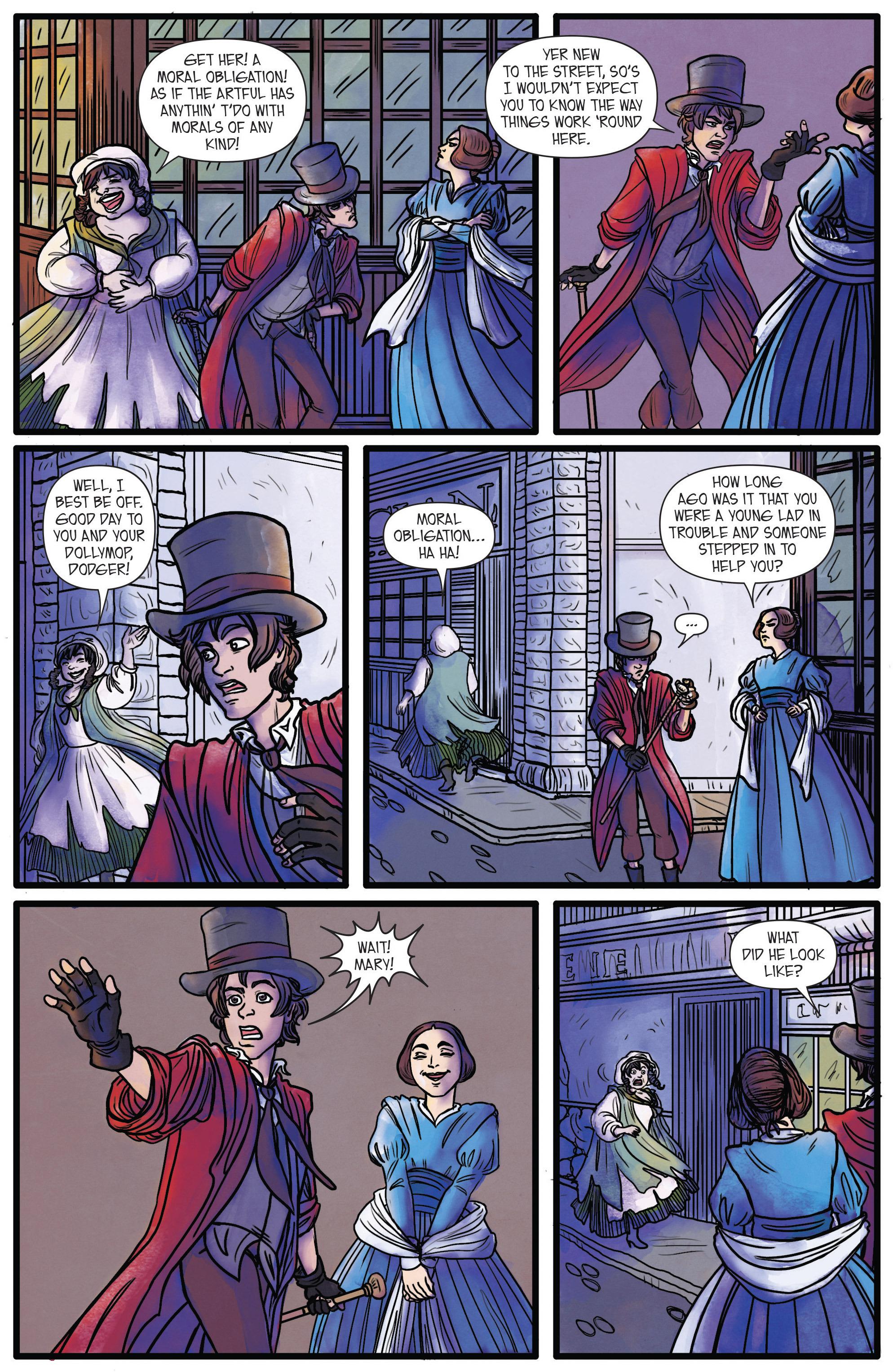 Read online Artful comic -  Issue #1 - 23