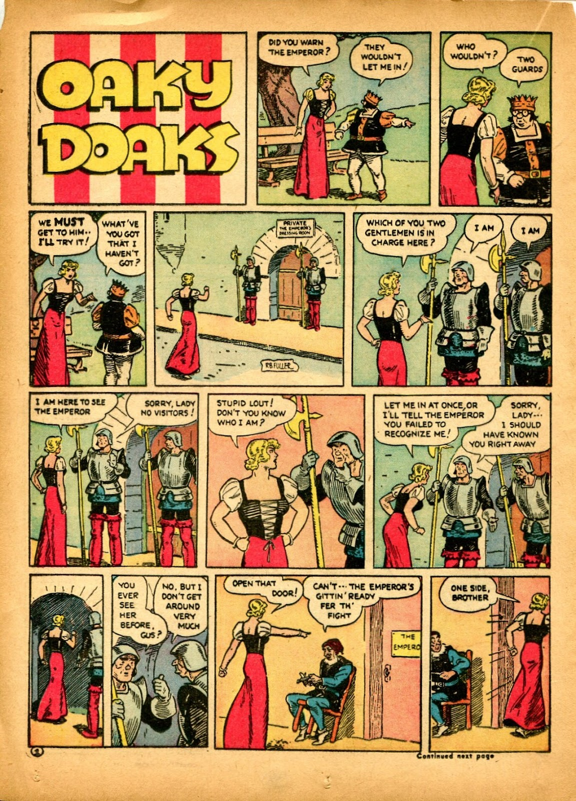Read online Famous Funnies comic -  Issue #84 - 38