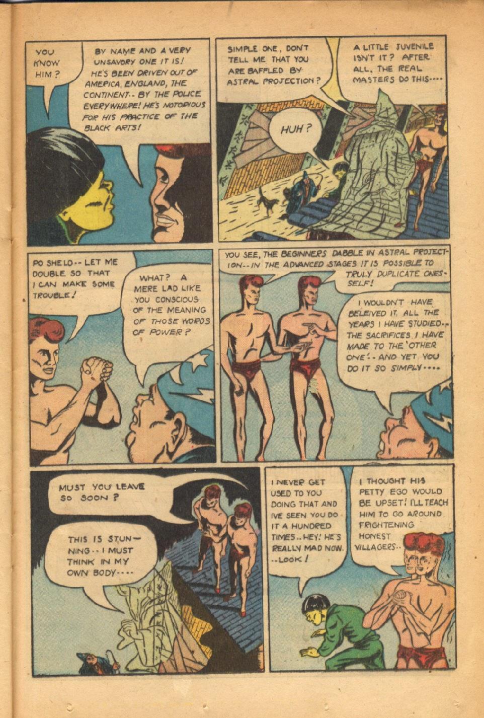 Read online Super-Magician Comics comic -  Issue #54 - 32