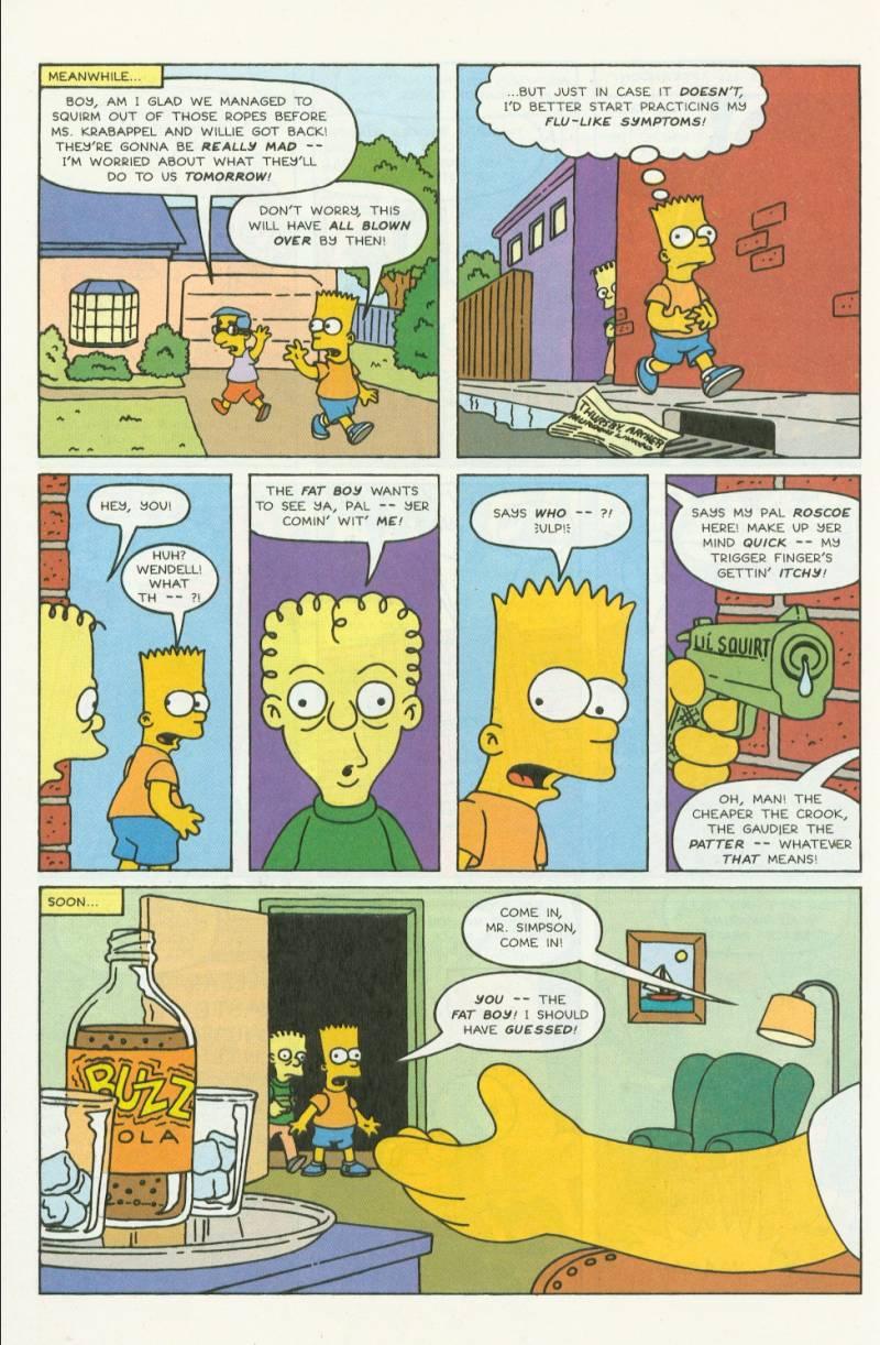 Read online Simpsons Comics comic -  Issue #3 - 11