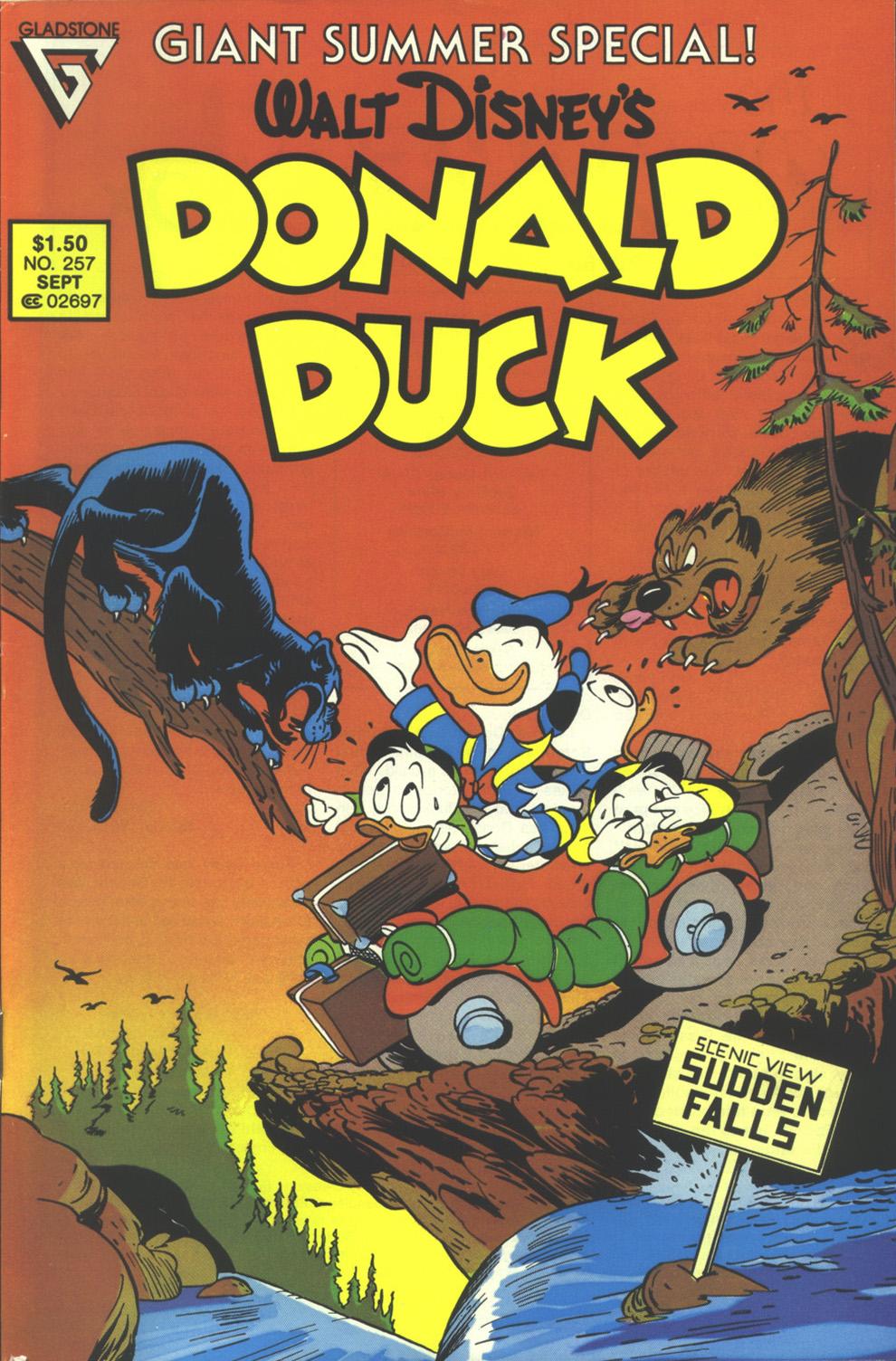 Walt Disneys Donald Duck (1986) 257 Page 1