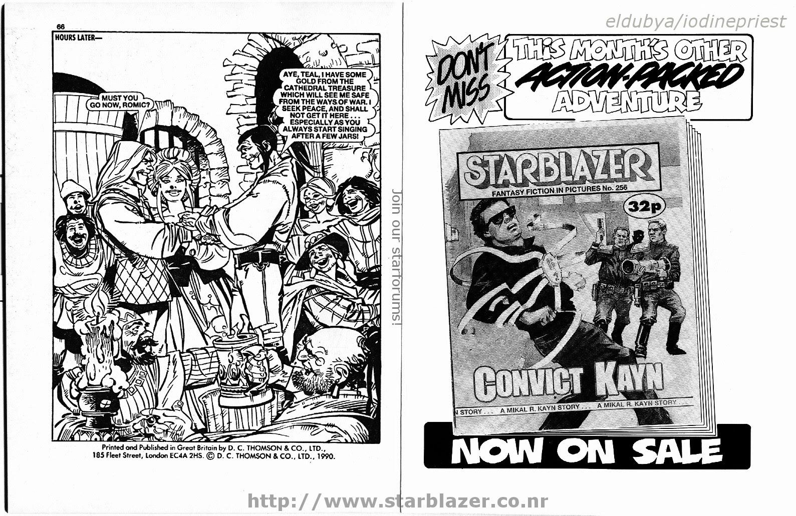 Starblazer issue 257 - Page 35