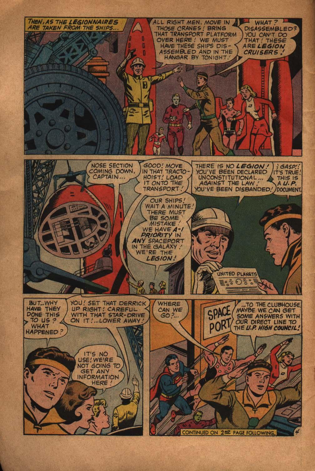 Read online Adventure Comics (1938) comic -  Issue #359 - 6
