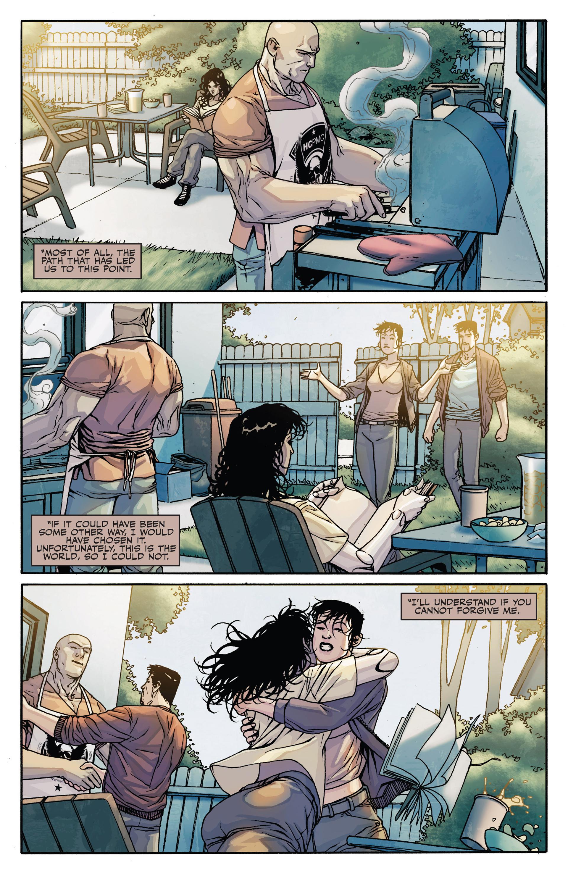 Read online Secret Warriors comic -  Issue #28 - 13