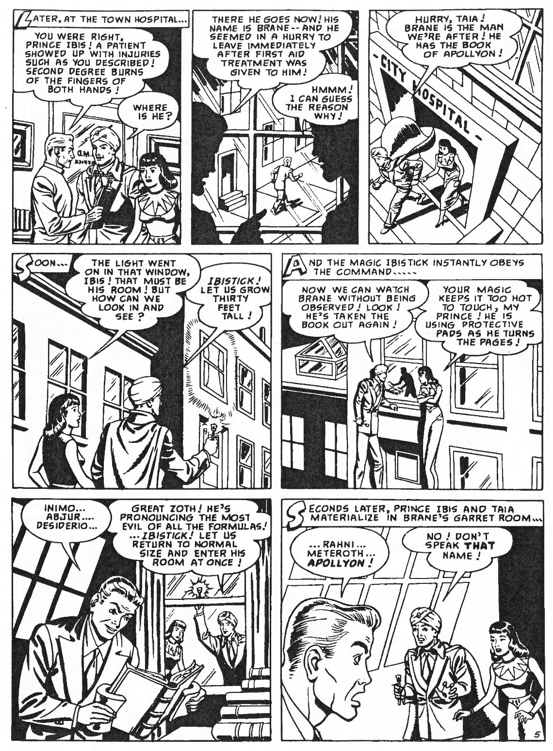 Read online Men of Mystery Comics comic -  Issue #81 - 209
