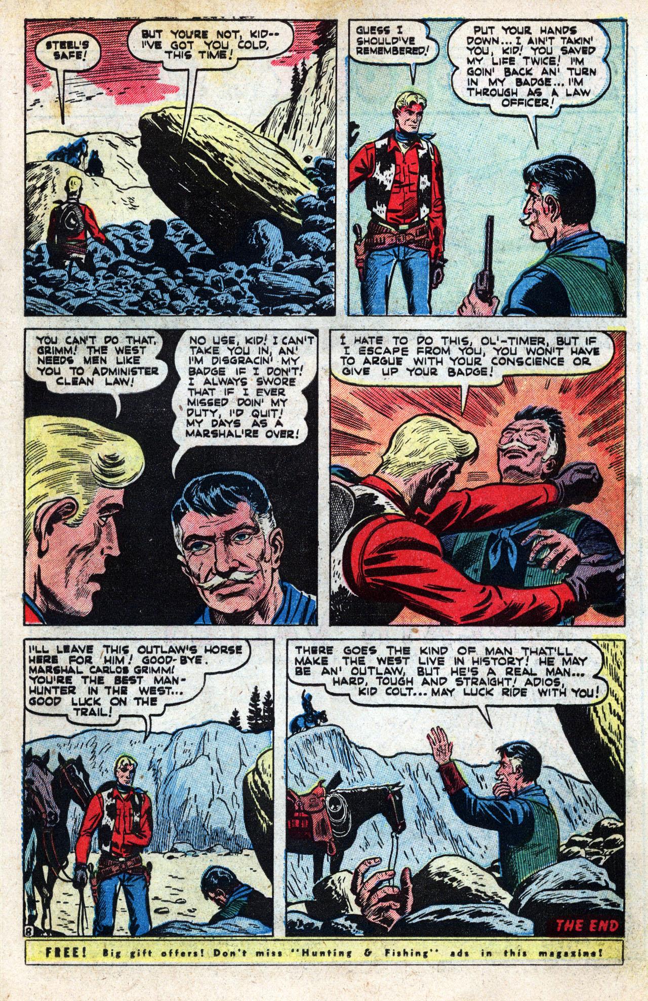 Read online Two-Gun Kid comic -  Issue #10 - 33