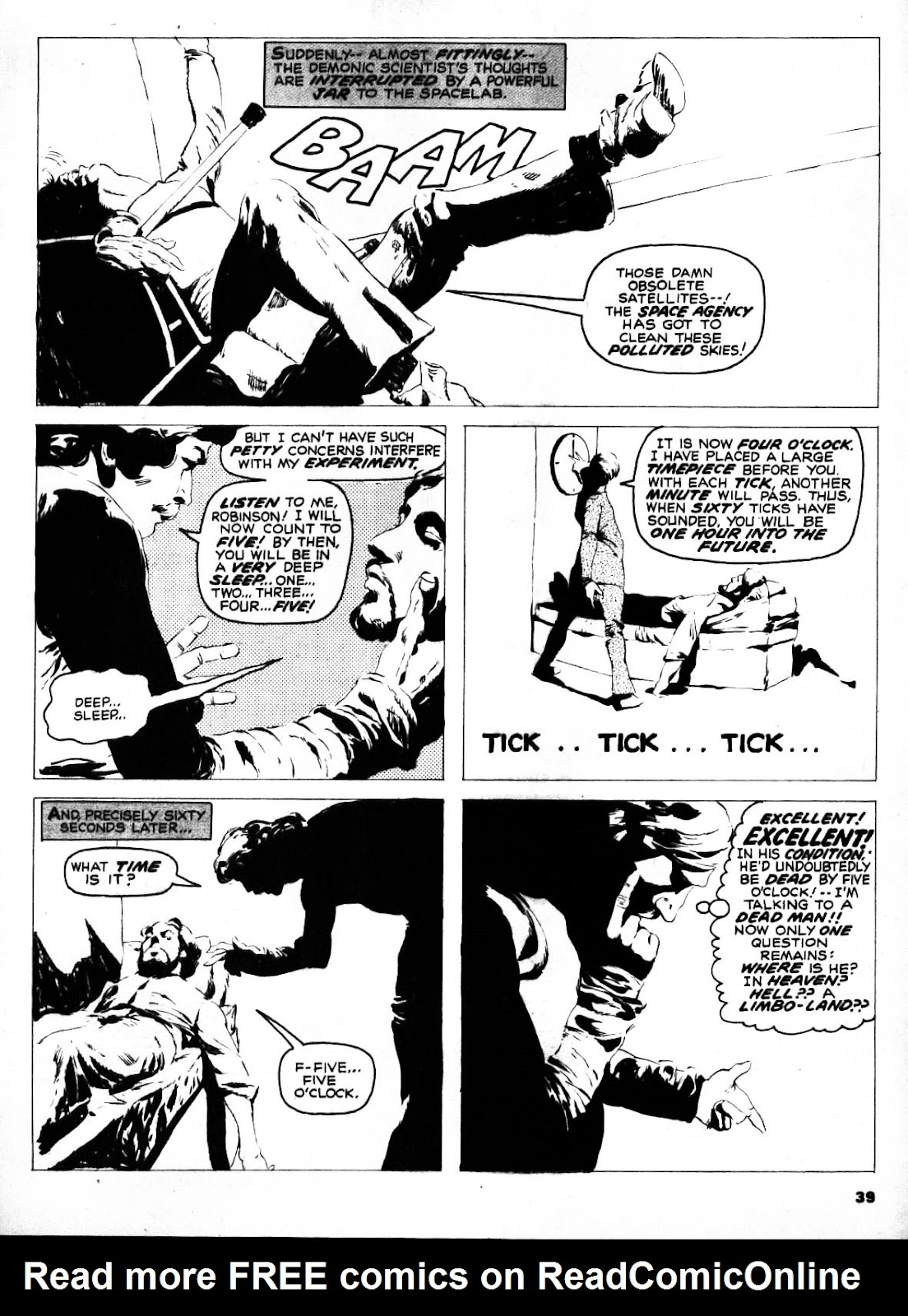 Nightmare (1970) issue 21 - Page 38
