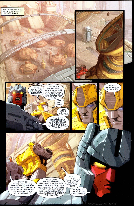 Read online Transformers Armada comic -  Issue #1 - 12