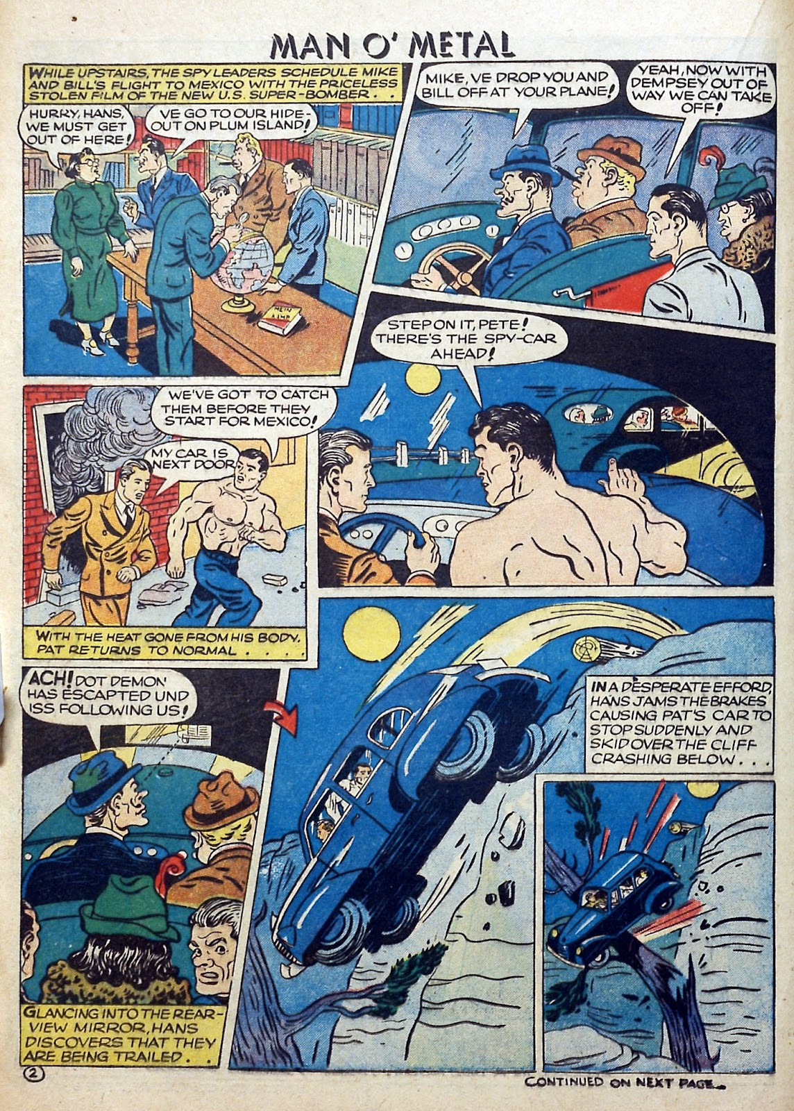 Reglar Fellers Heroic Comics issue 12 - Page 22