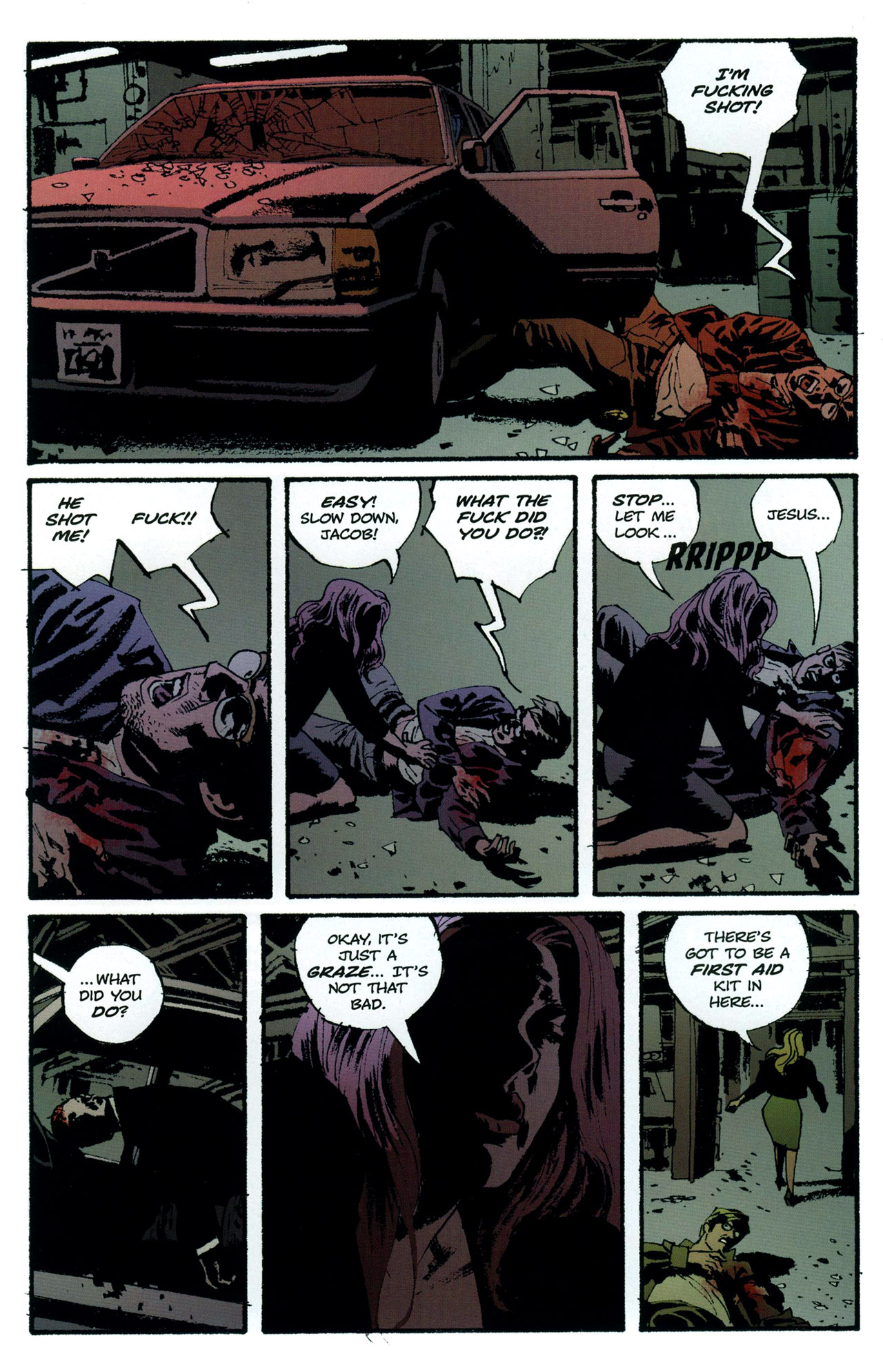 Read online Criminal (2008) comic -  Issue #5 - 26