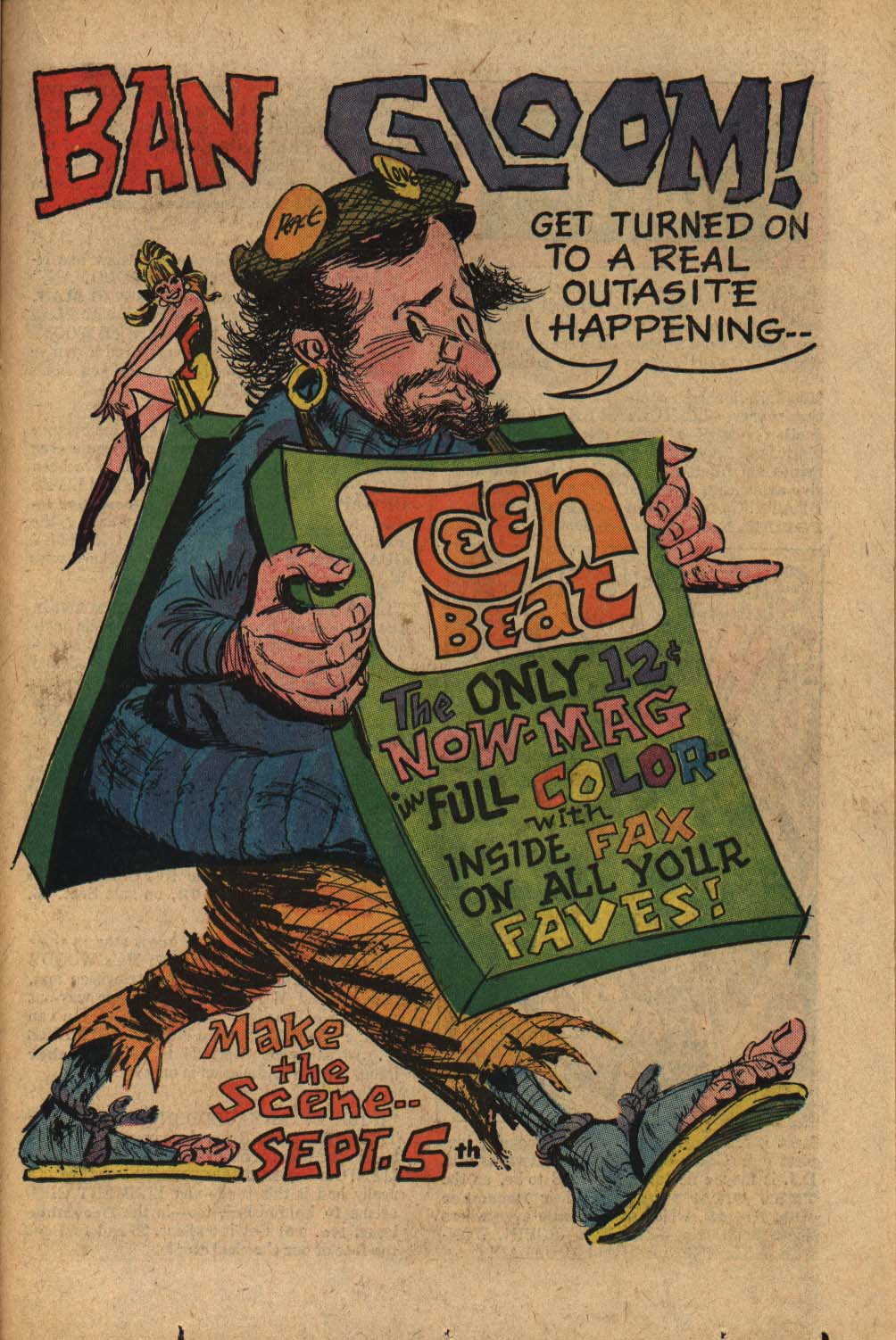 Read online Adventure Comics (1938) comic -  Issue #362 - 23