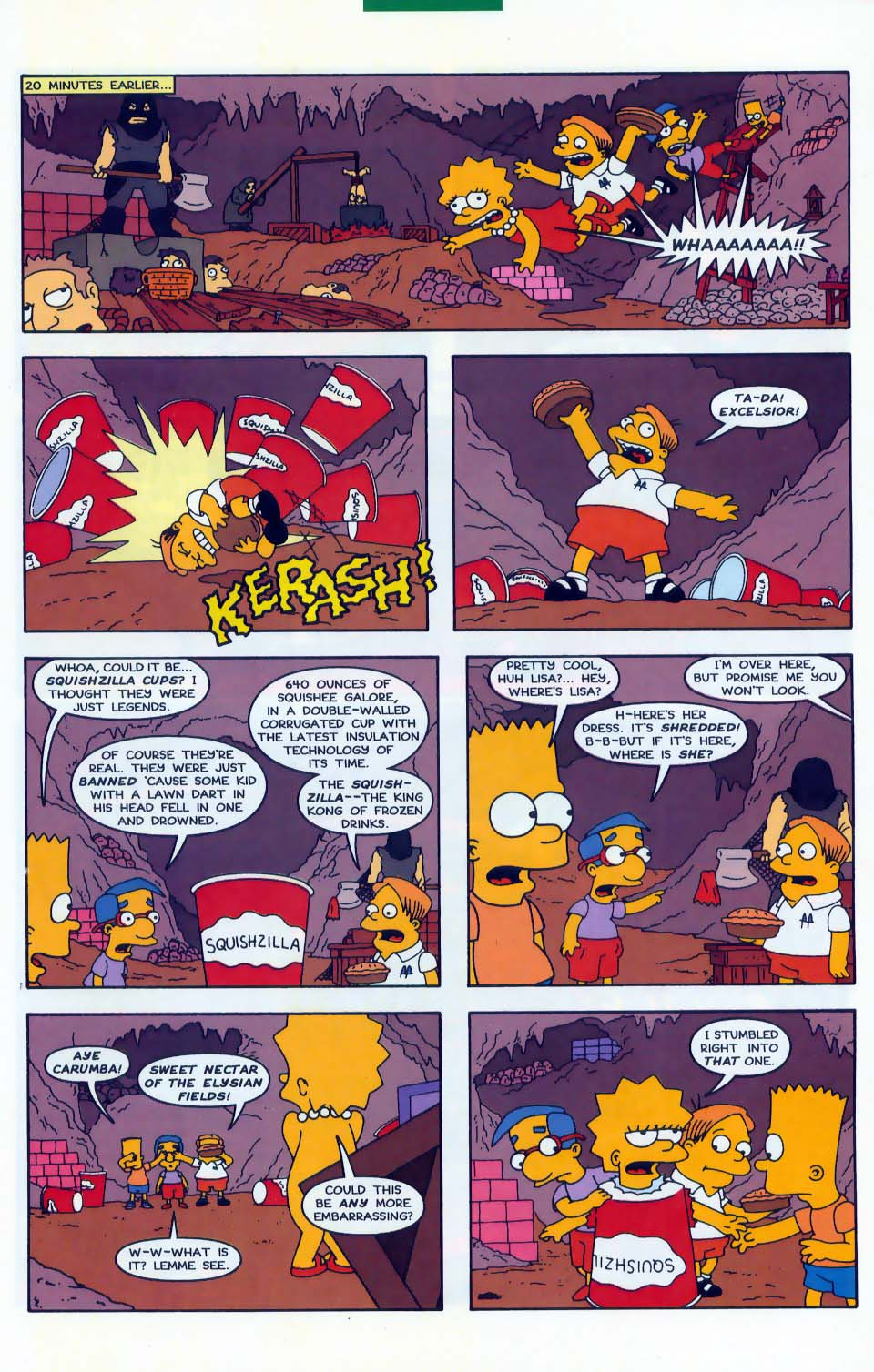 Read online Simpsons Comics comic -  Issue #43 - 8
