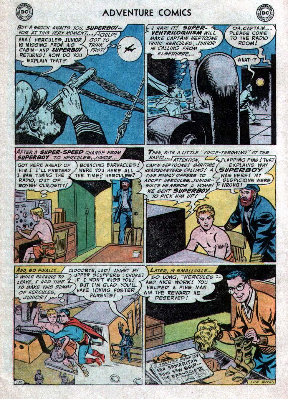 Read online Adventure Comics (1938) comic -  Issue #223 - 14