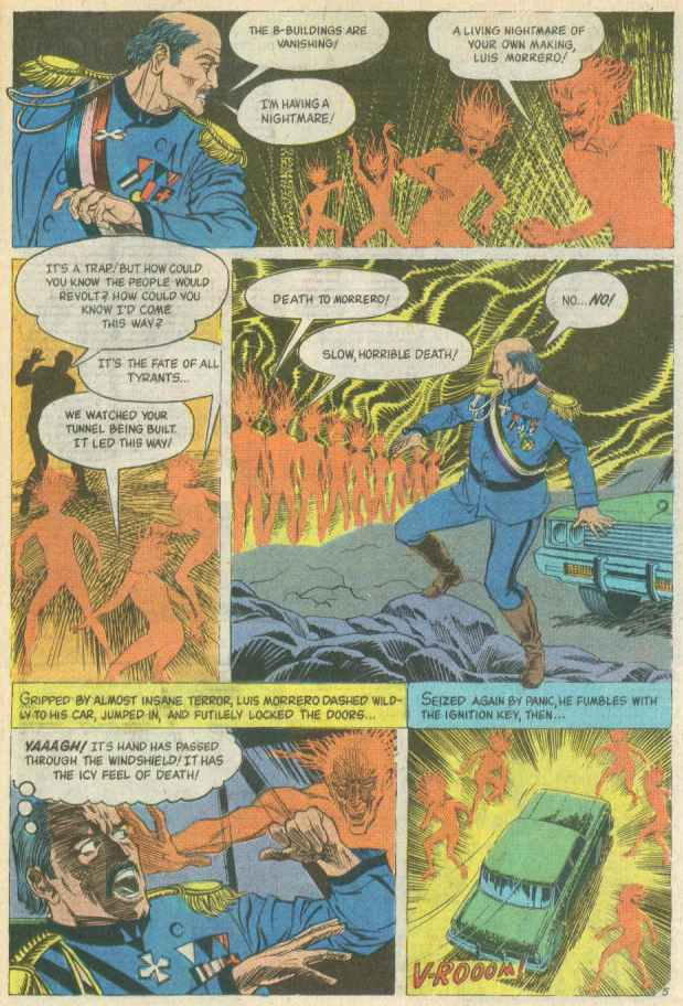Read online Beyond the Grave (1983) comic -  Issue #10 - 23