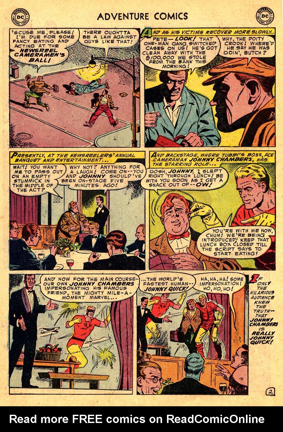Read online Adventure Comics (1938) comic -  Issue #204 - 26