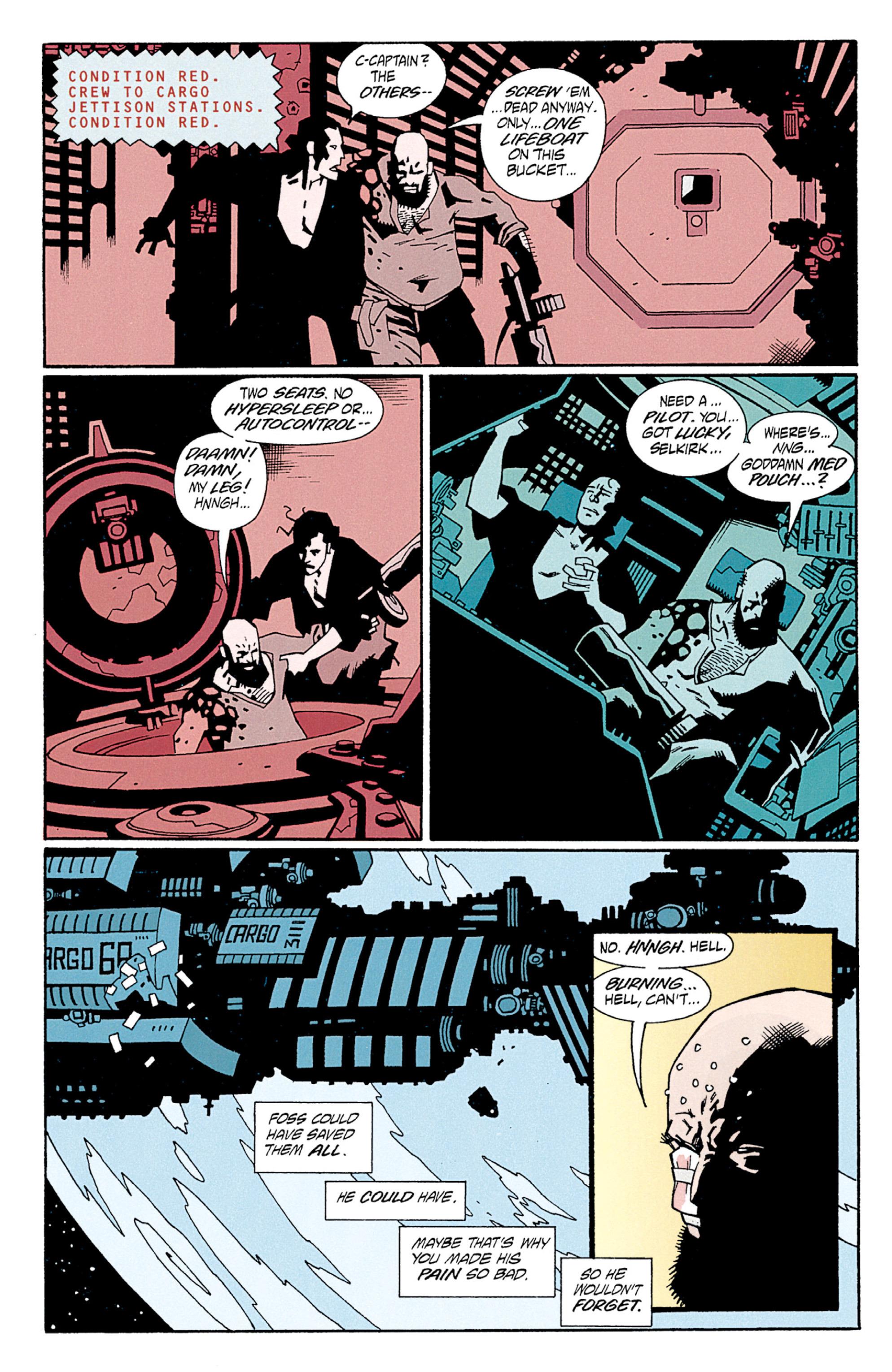 Read online Aliens: Salvation comic -  Issue # TPB - 13