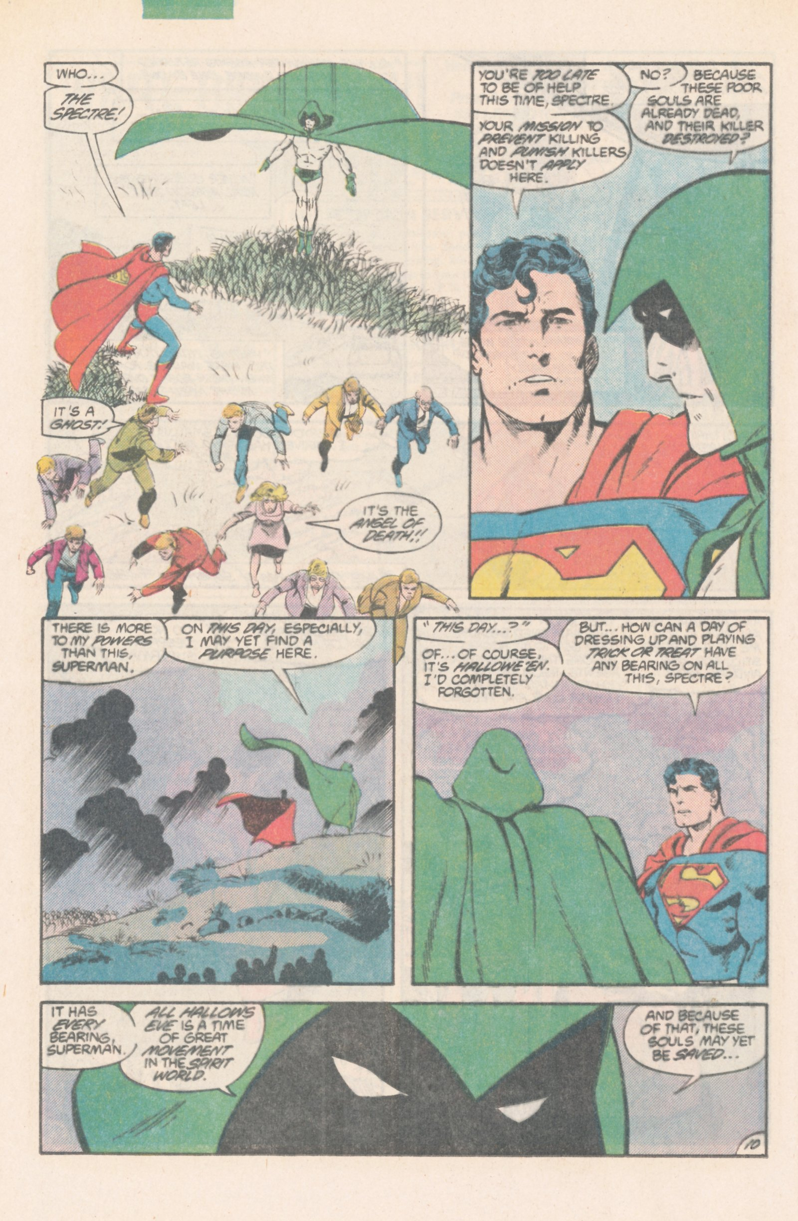 Read online Action Comics (1938) comic -  Issue #596 - 15
